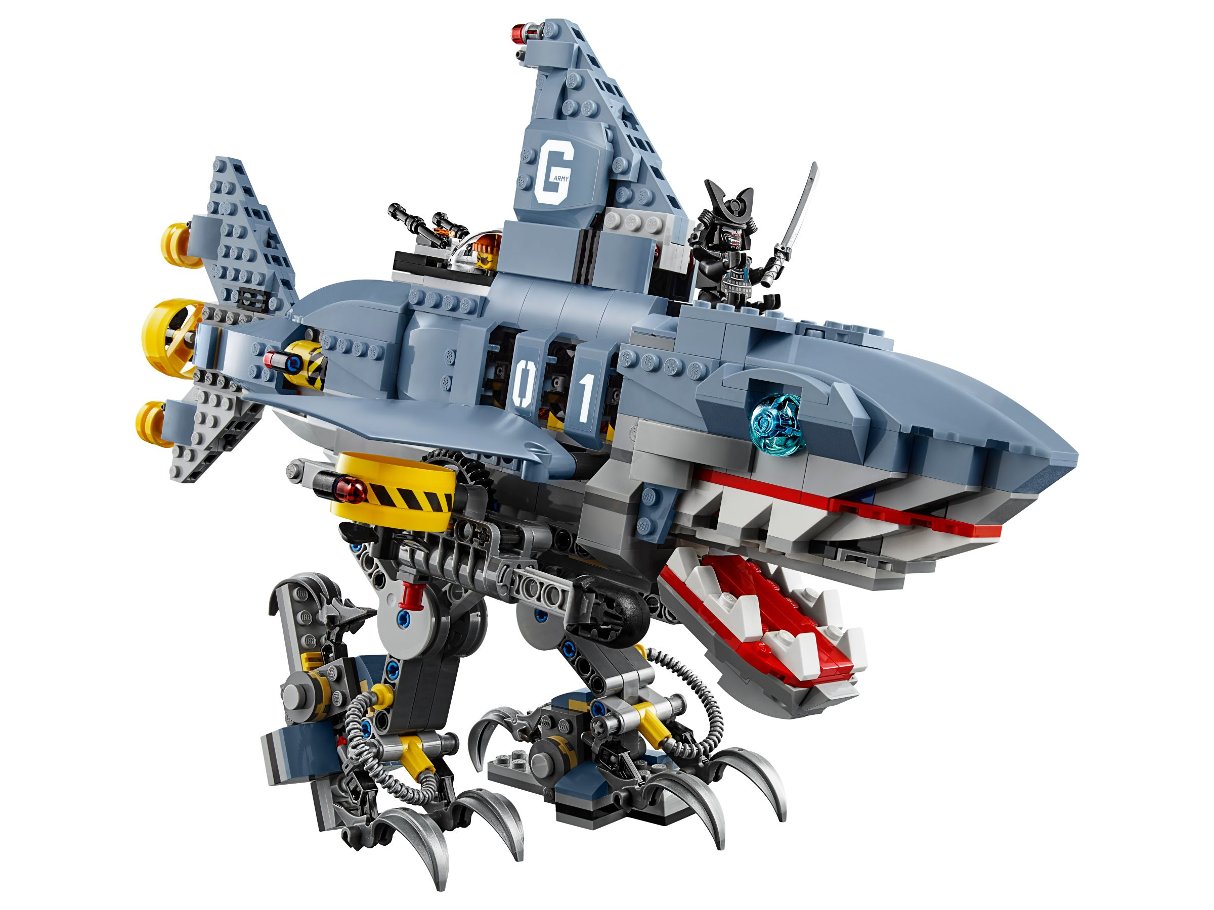 LEGO The LEGO Ninjago Movie 70656 Garmadon, Garmadon, GARMADON! LEGO_70656_alt2.jpg