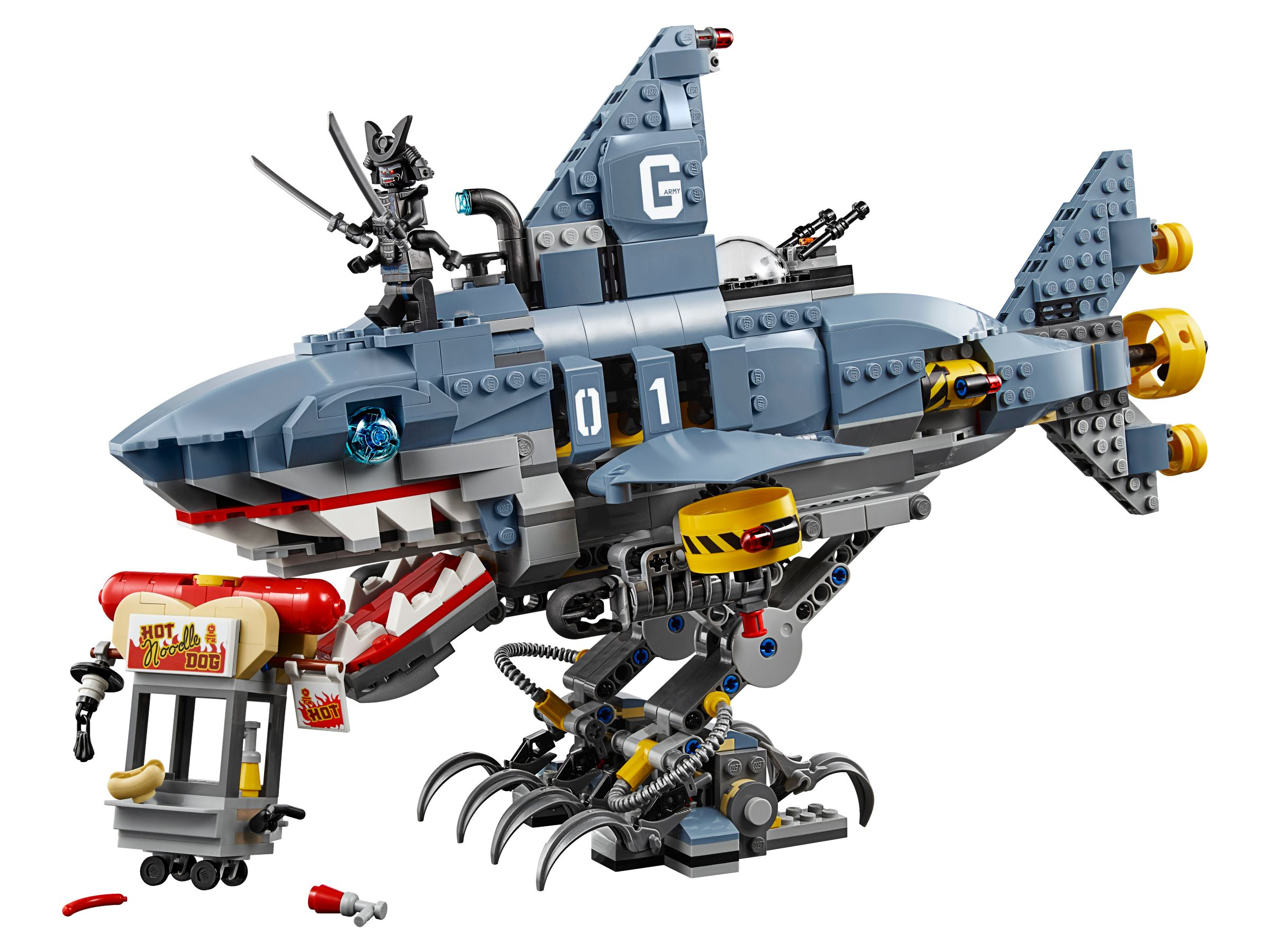 LEGO The LEGO Ninjago Movie 70656 Garmadon, Garmadon, GARMADON! LEGO_70656_alt3.jpg