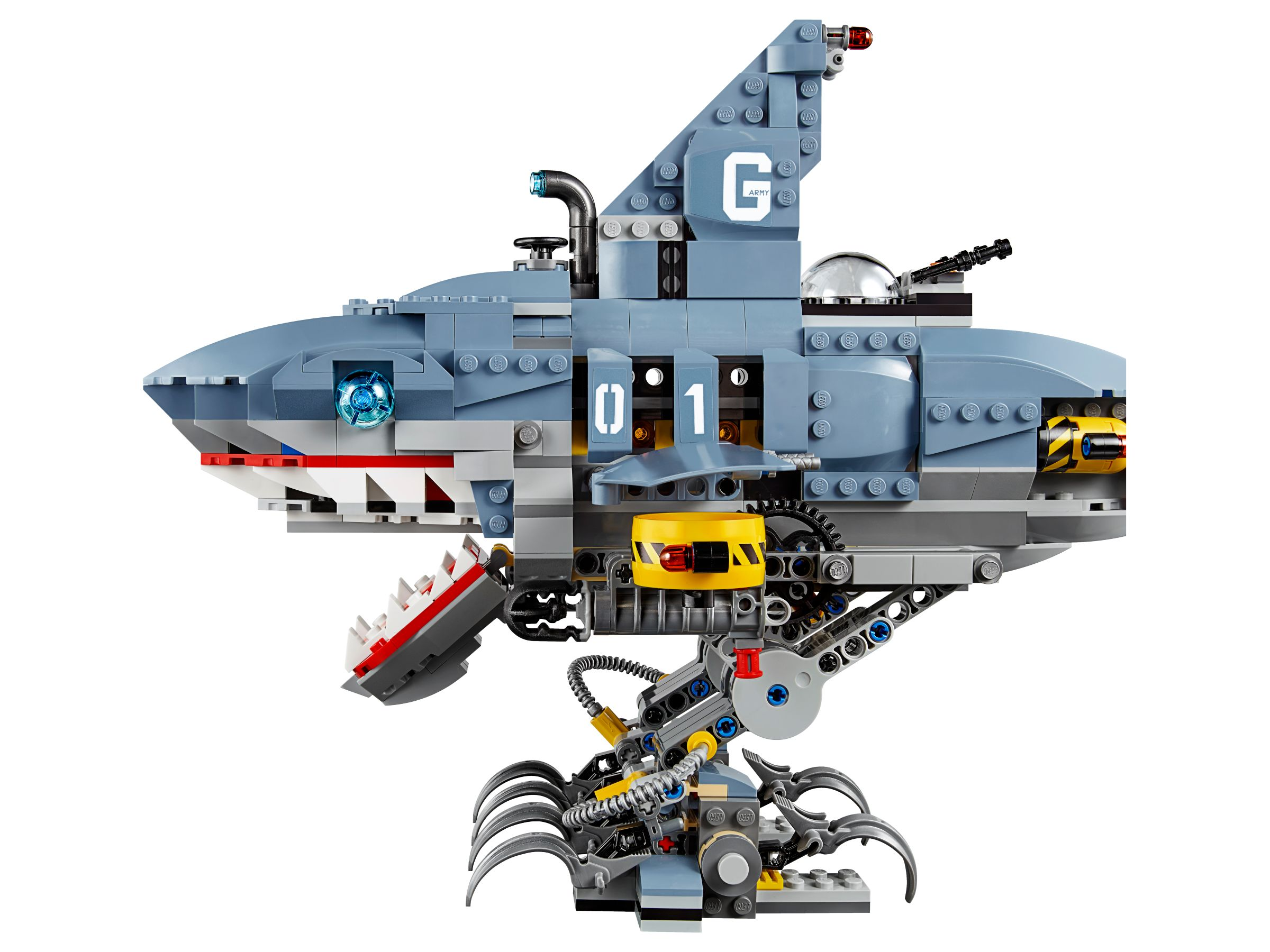 LEGO The LEGO Ninjago Movie 70656 Garmadon, Garmadon, GARMADON! LEGO_70656_alt4.jpg