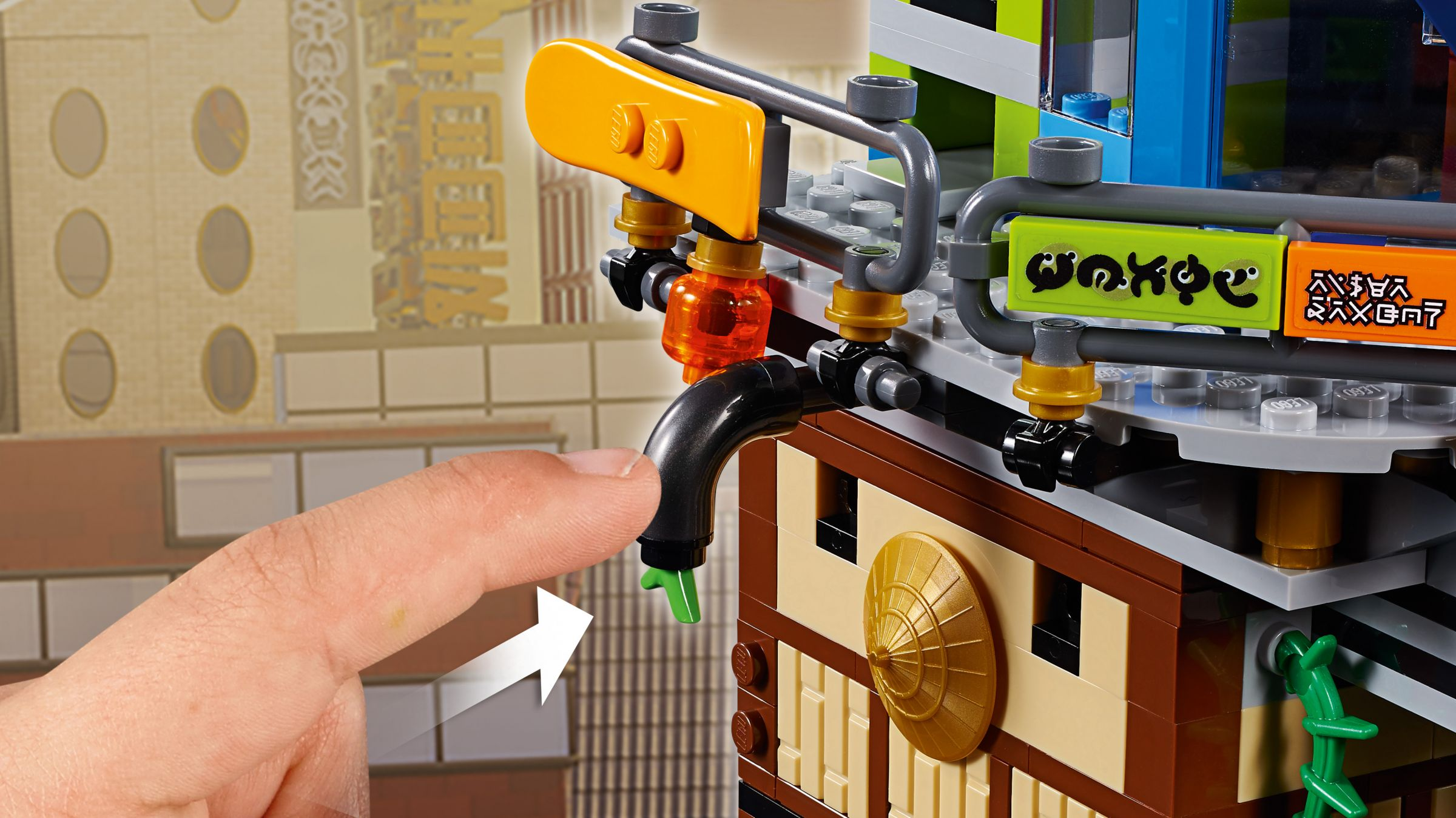 LEGO The LEGO Ninjago Movie 70657 Ninjago City Hafen LEGO_70657_Ninjago_City_Hafen_img07.jpg