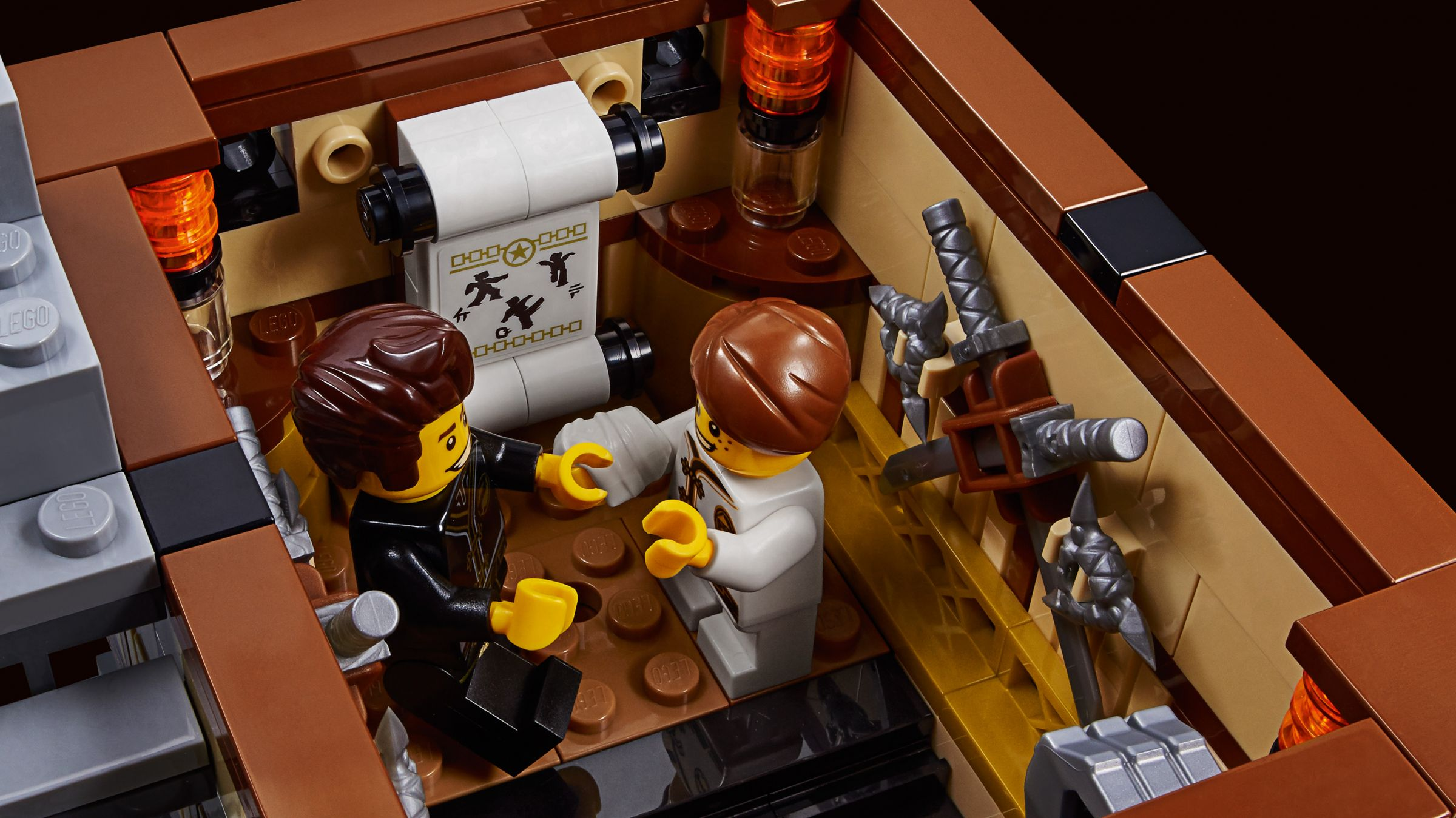 LEGO The LEGO Ninjago Movie 70657 Ninjago City Hafen LEGO_70657_Ninjago_City_Hafen_img11.jpg