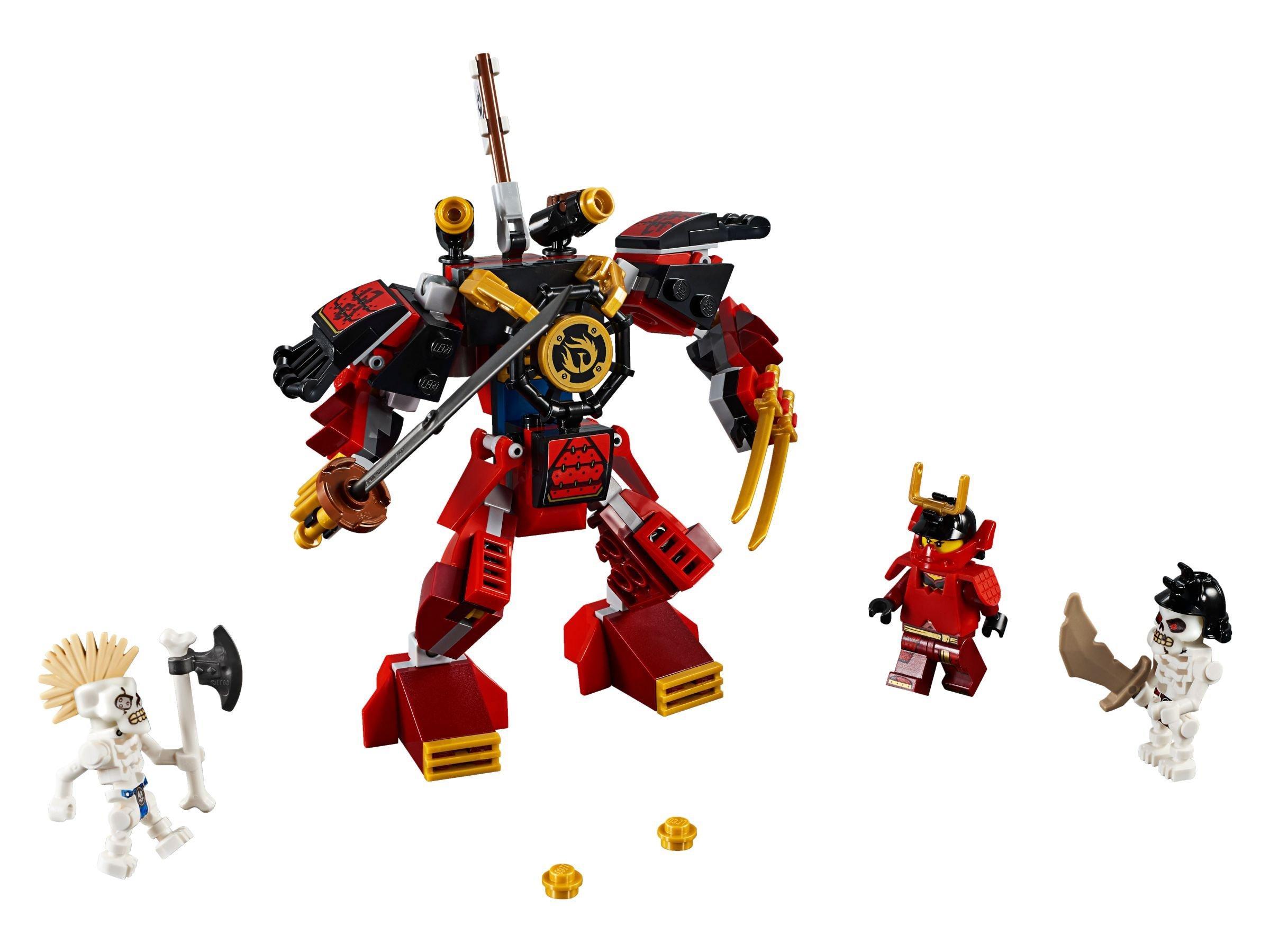 lego® ninjago  samurairoboter 70665 2019  lego