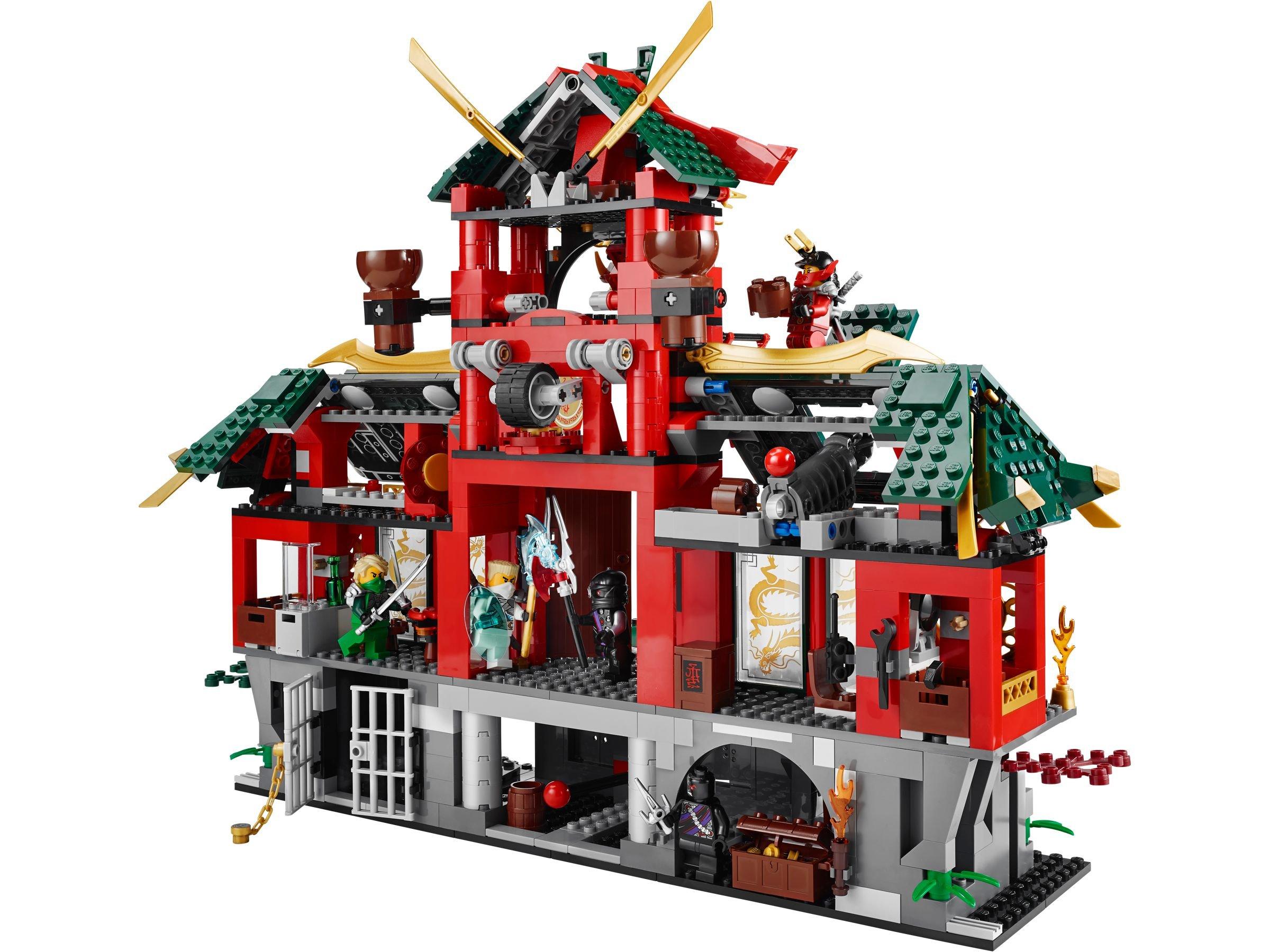 Lego 70728 ninjago city ninjago 2014 battle for ninjago city brickmerge - Photo lego ninjago ...