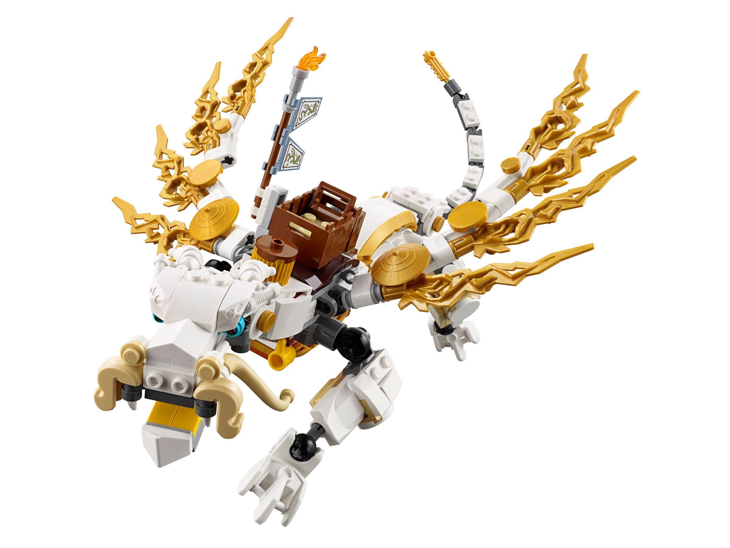 Lego 70734 meister wu 39 s drache ninjago 2015 master wu dragon brickmerge - Dragon ninjago lego ...