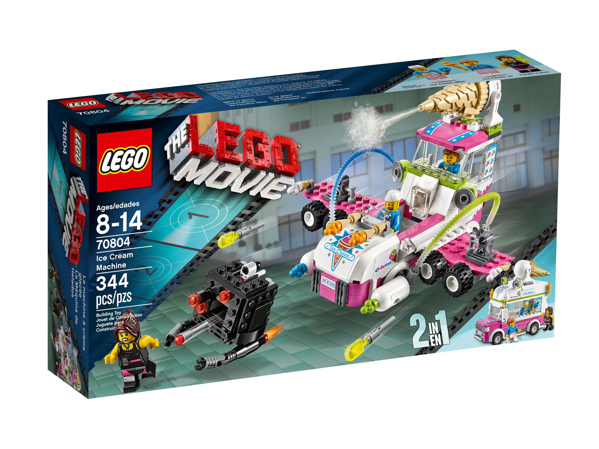 LEGO The LEGO Movie 70804 Eiscremewagen LEGO_70804_alt1.jpg