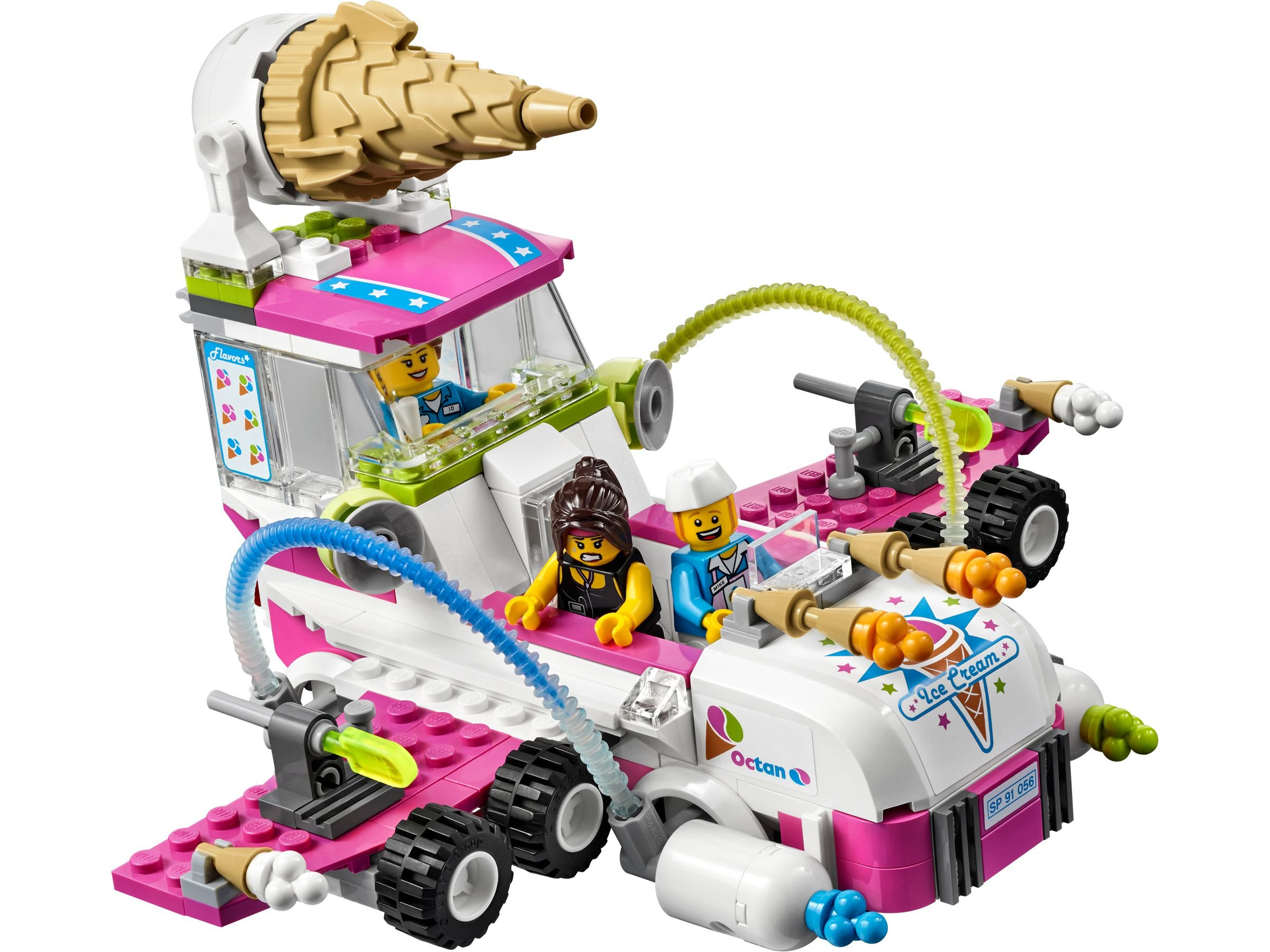 LEGO The LEGO Movie 70804 Eiscremewagen LEGO_70804_alt2.jpg