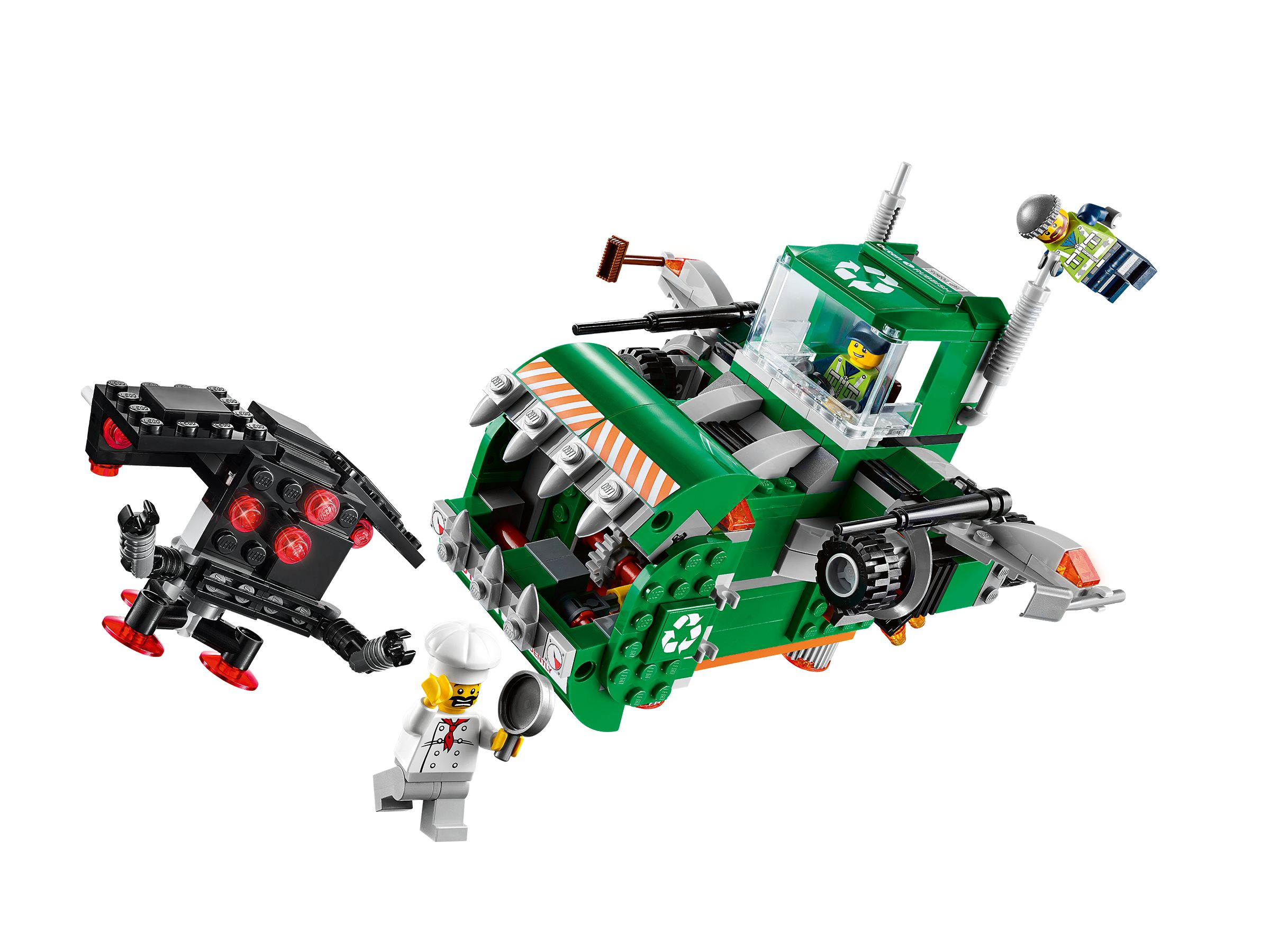 LEGO The LEGO Movie 70805 Müllschlucker LEGO_70805.jpg
