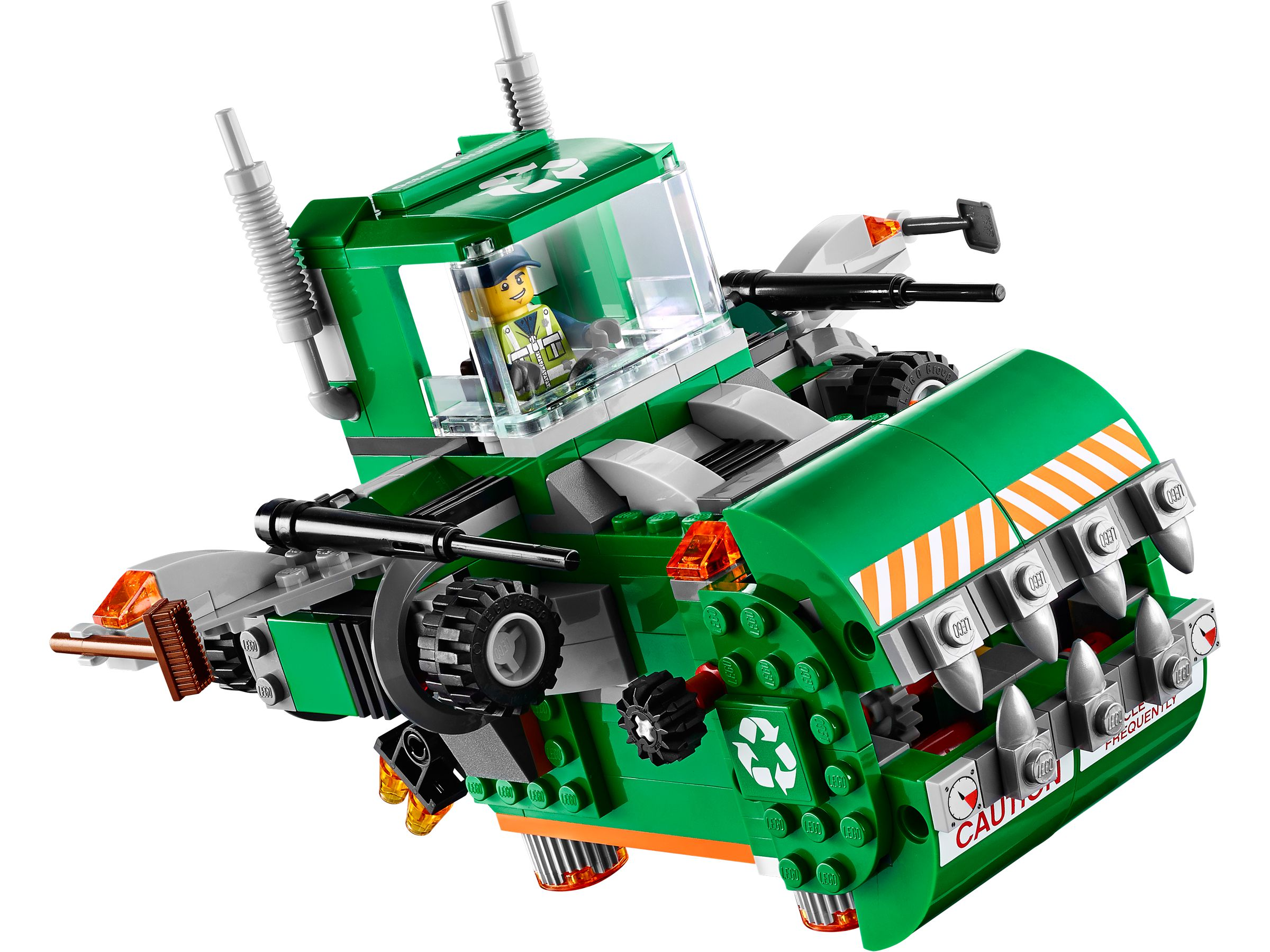 LEGO The LEGO Movie 70805 Müllschlucker LEGO_70805_alt3.jpg