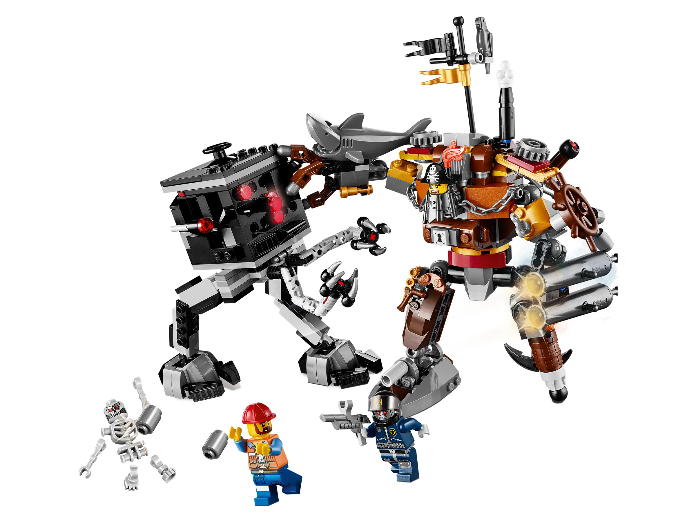 LEGO The LEGO Movie 70807 Eisenbarts Duell LEGO_70807.jpg