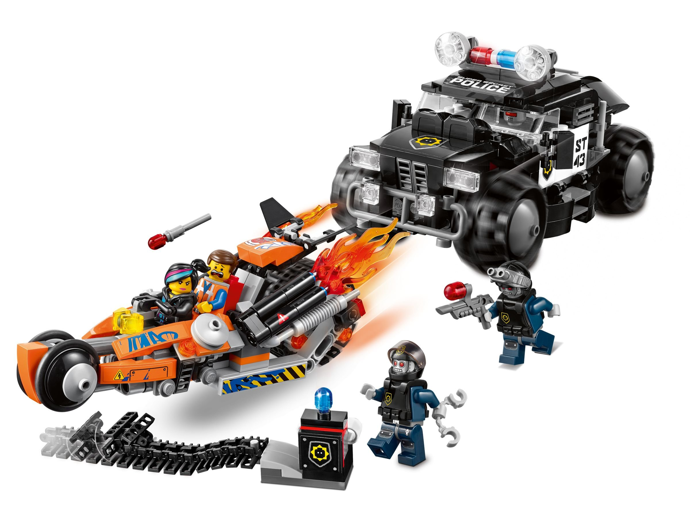 LEGO The LEGO Movie 70808 Superbike Verfolgungsrennen LEGO_70808.jpg