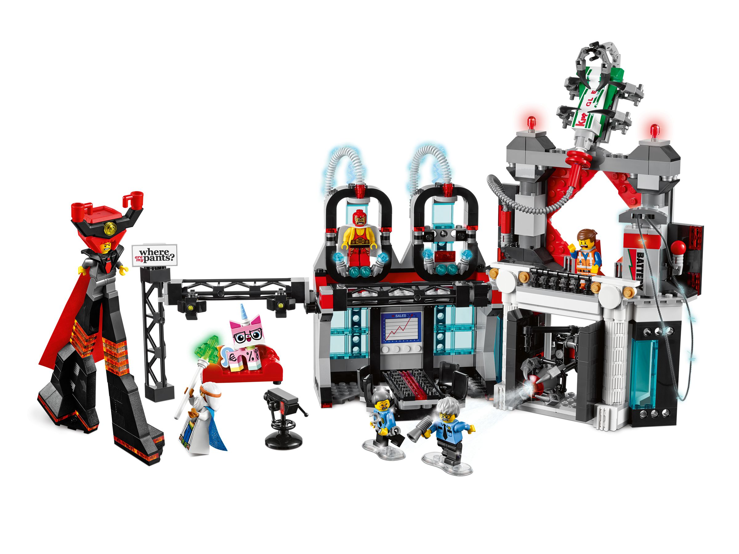 LEGO The LEGO Movie 70809 Lord Business' Hauptzentrale LEGO_70809.jpg