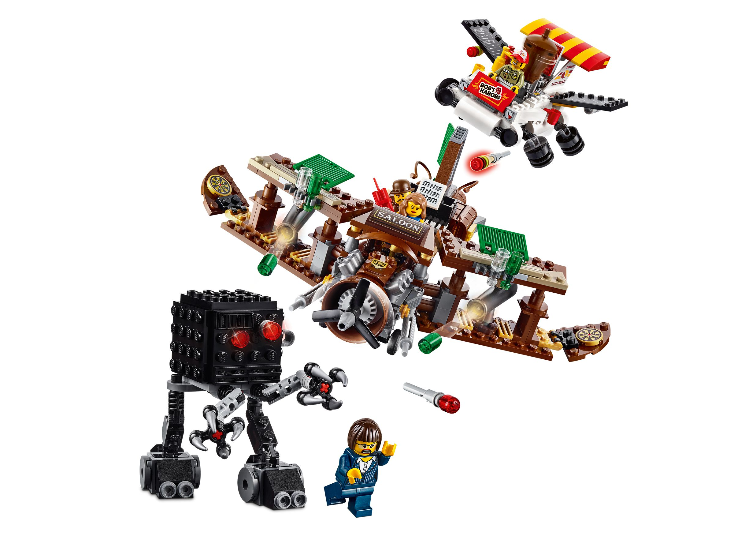 LEGO The LEGO Movie 70812 Kreative Flug Attacke LEGO_70812.jpg