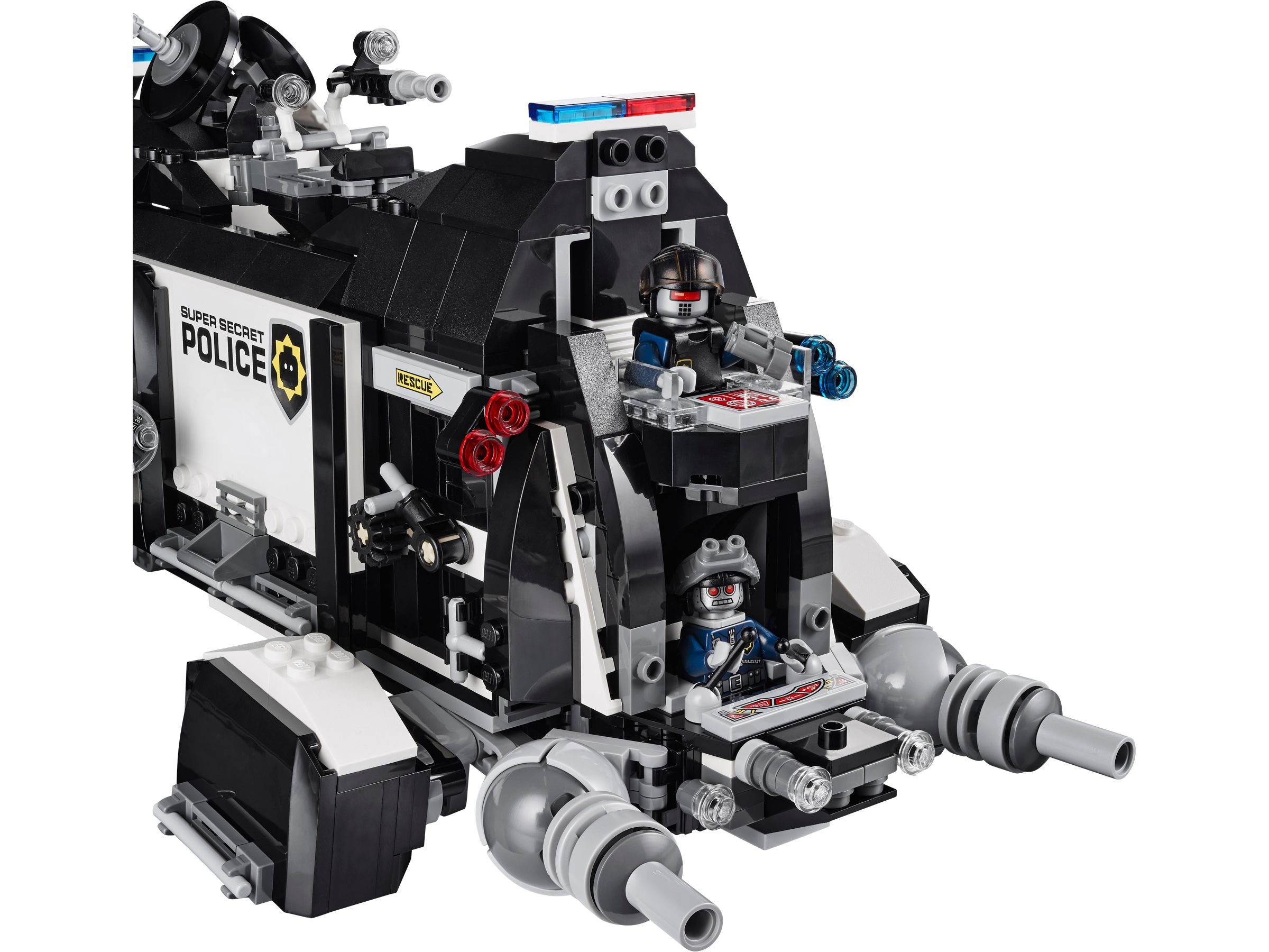 LEGO The LEGO Movie 70815 Raumschiff der Super-Geheimpolizei LEGO_70815_alt3.jpg