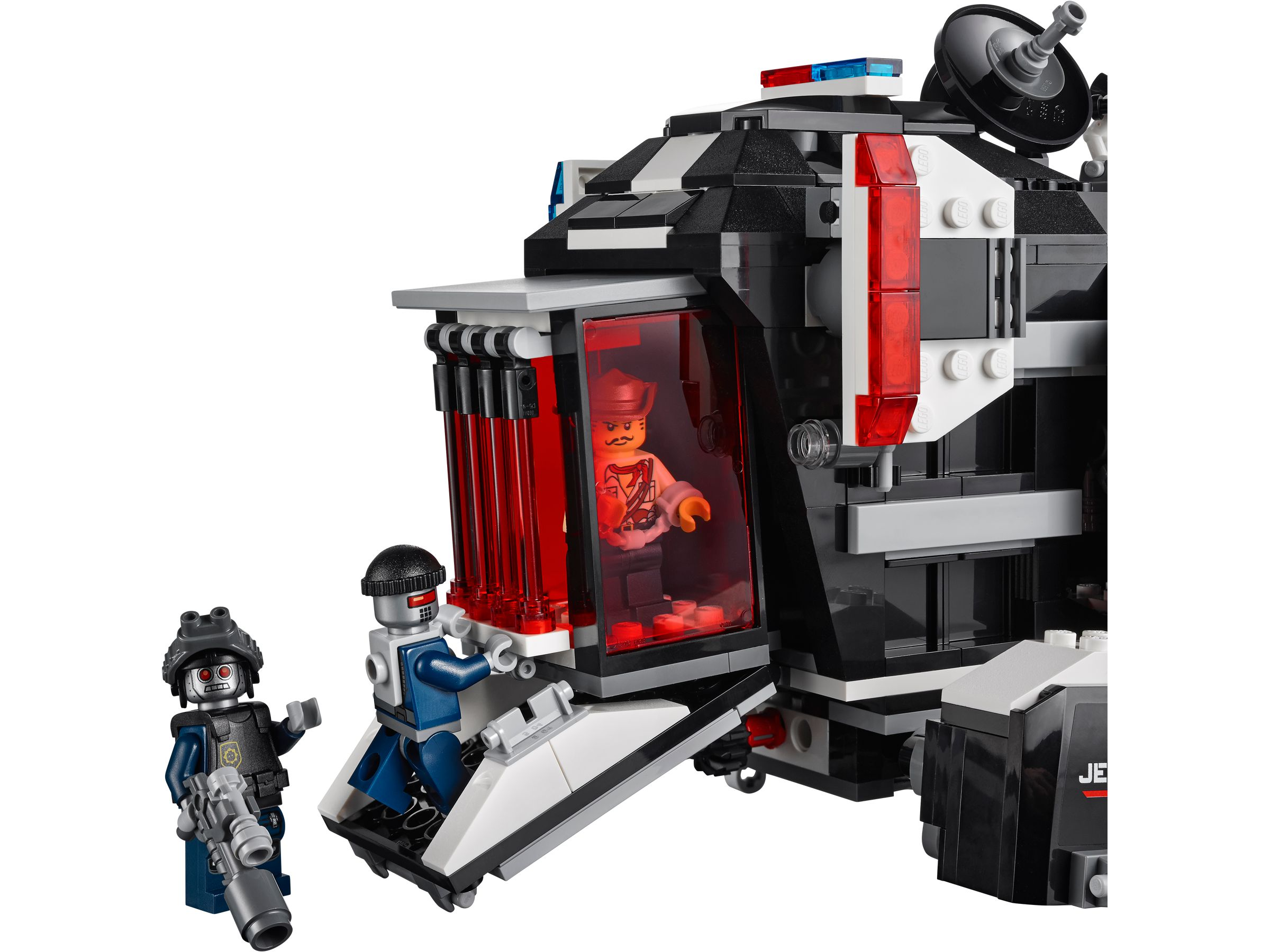 LEGO The LEGO Movie 70815 Raumschiff der Super-Geheimpolizei LEGO_70815_alt4.jpg