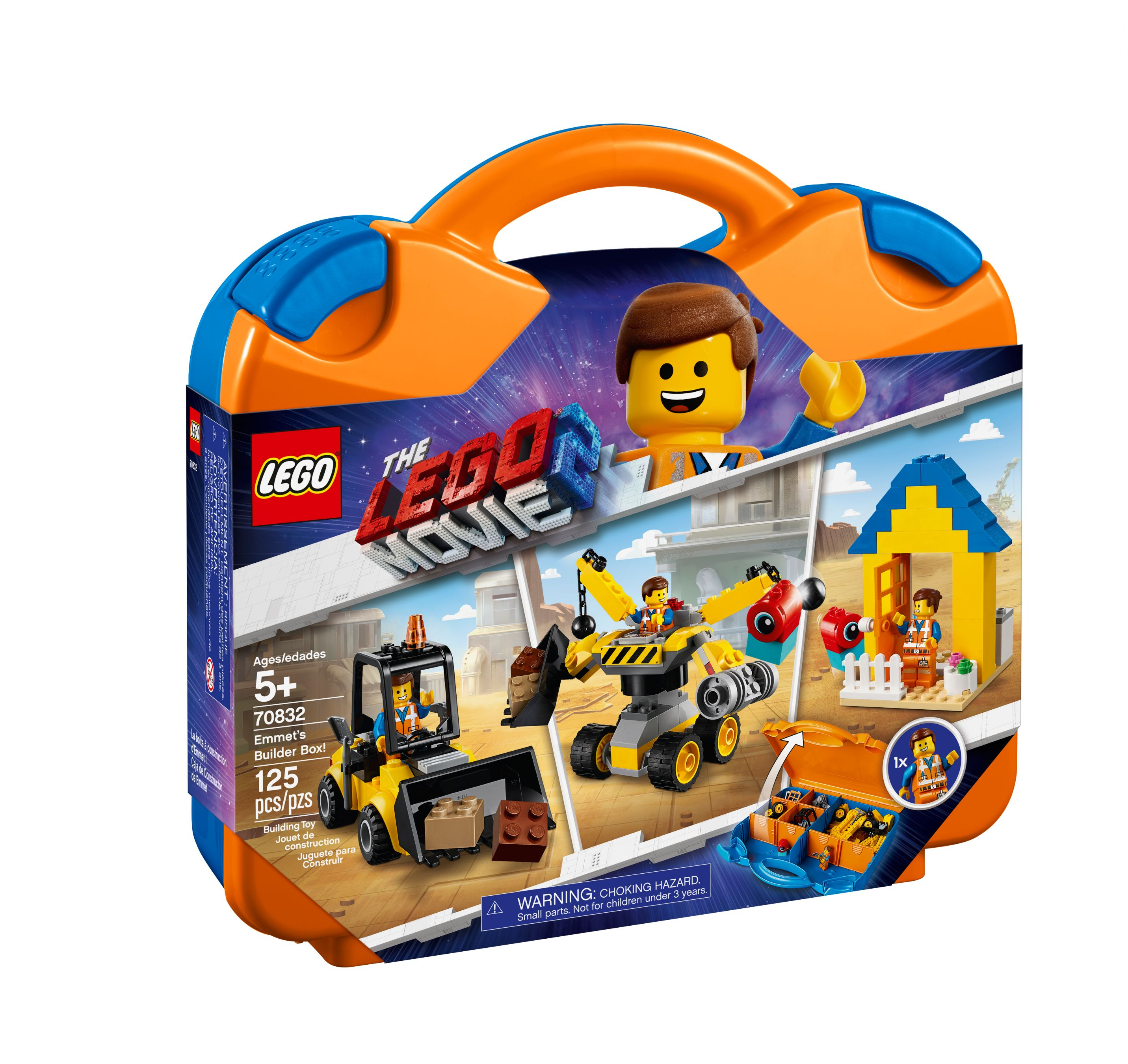 LEGO The LEGO Movie 2 70832 Emmets Baukoffer! LEGO_70832_alt1.jpg