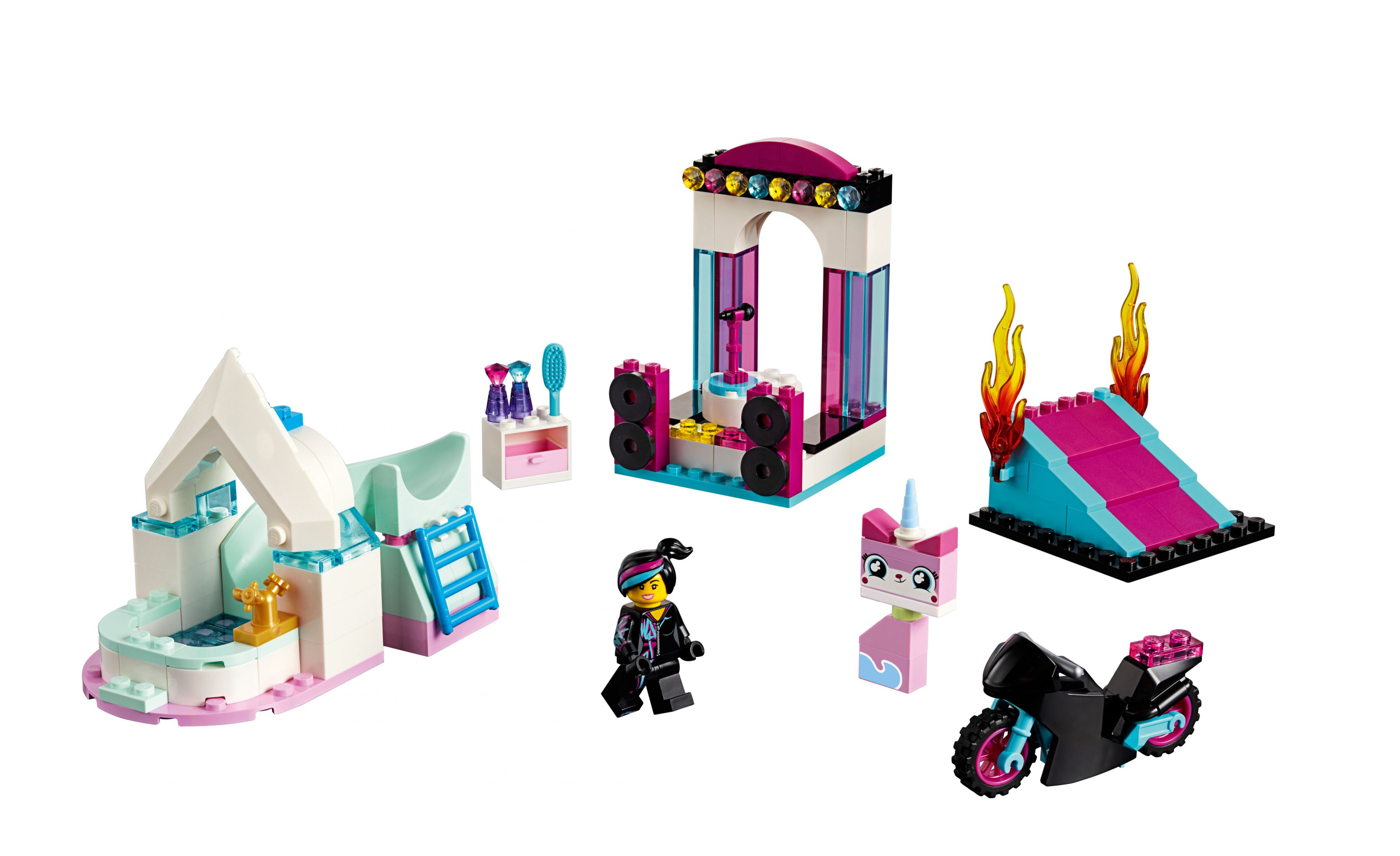 LEGO The LEGO Movie 2 70833 Lucys Baukoffer!