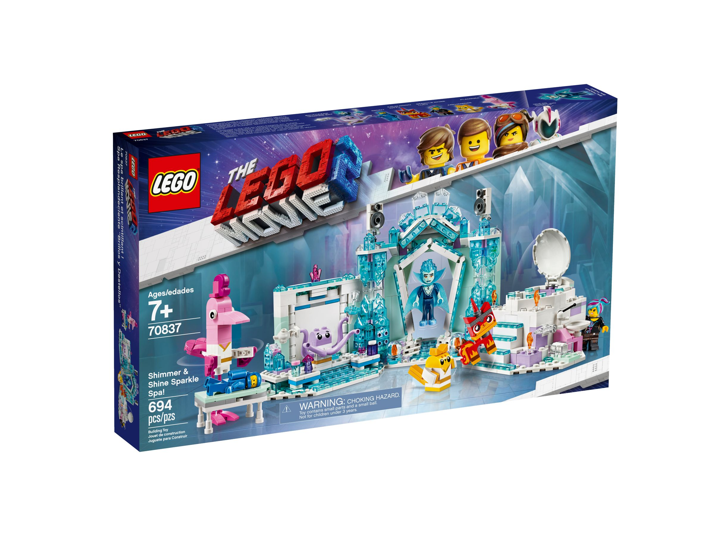 LEGO The Lego Movie 2 70837 Schimmerndes Glitzer-Spa! LEGO_70837_alt1.jpg