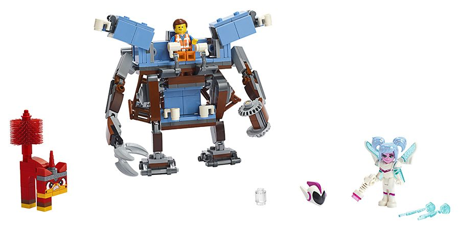 LEGO The Lego Movie 2 70842 Emmets Dreifachdecker-Couch Roboter LEGO_70842_product.jpg
