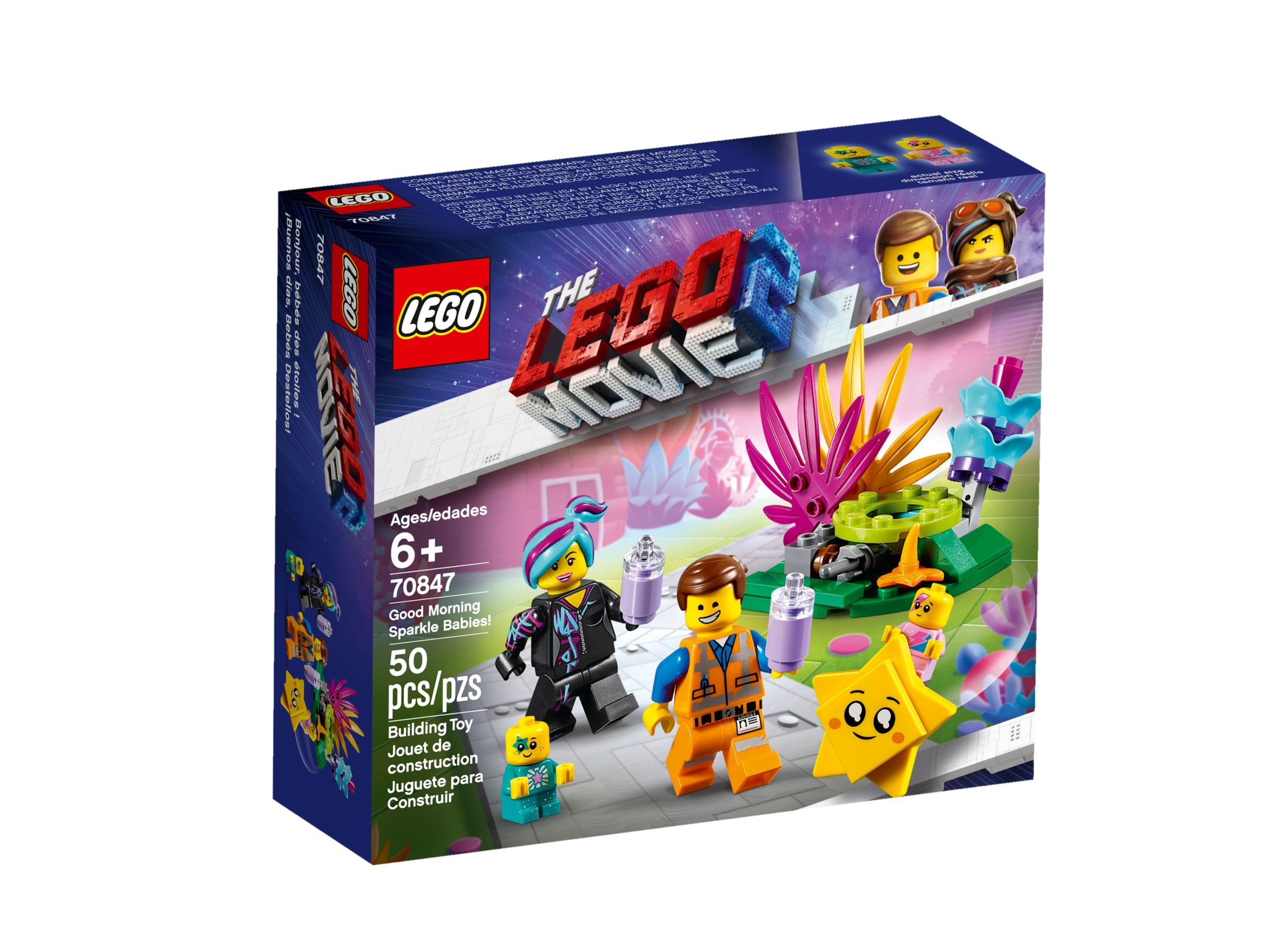 LEGO The Lego Movie 2 70847 Guten Morgen, Glitzerbabys! LEGO_70847_alt1.jpg