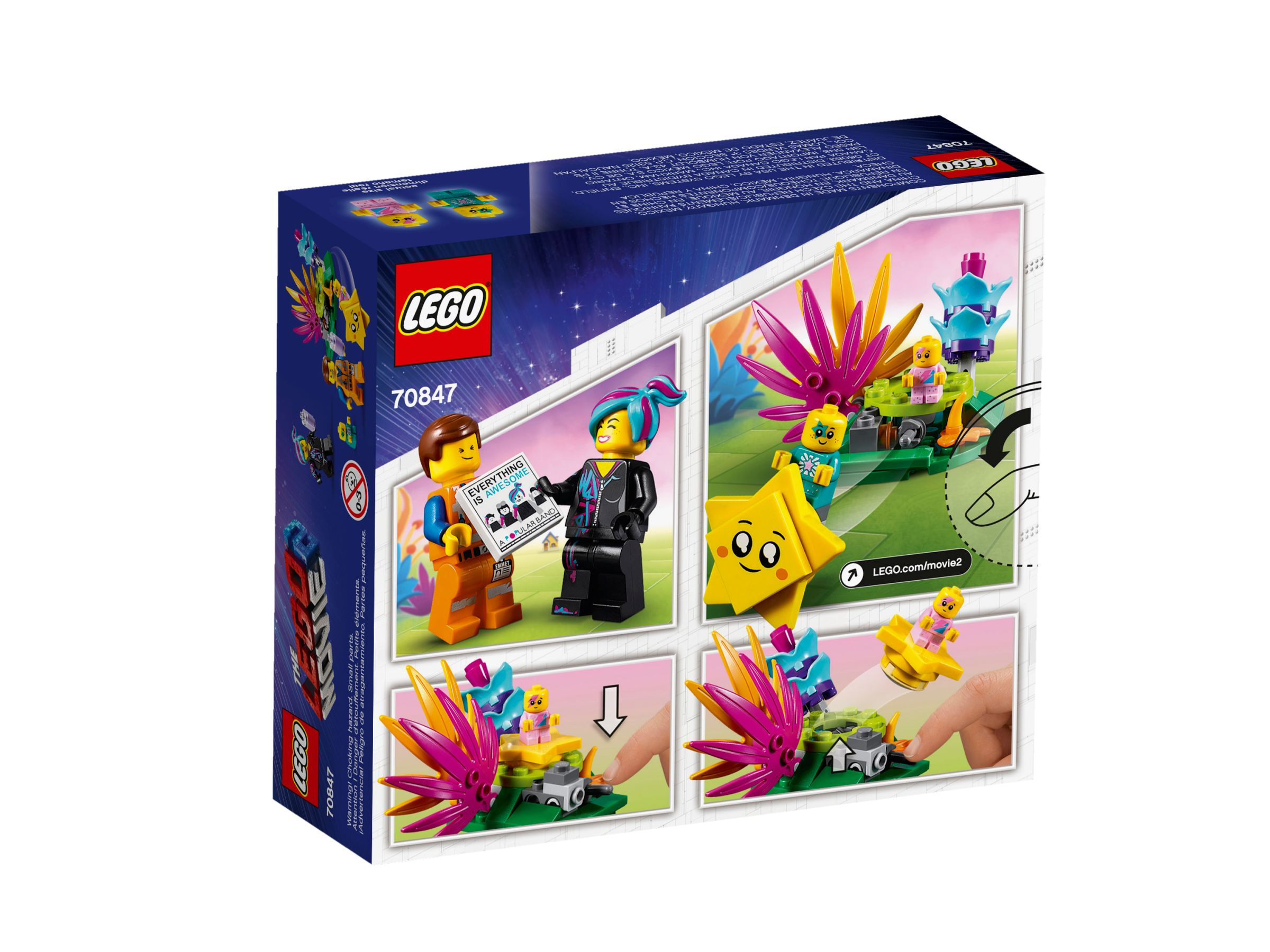 LEGO The Lego Movie 2 70847 Guten Morgen, Glitzerbabys! LEGO_70847_alt4.jpg
