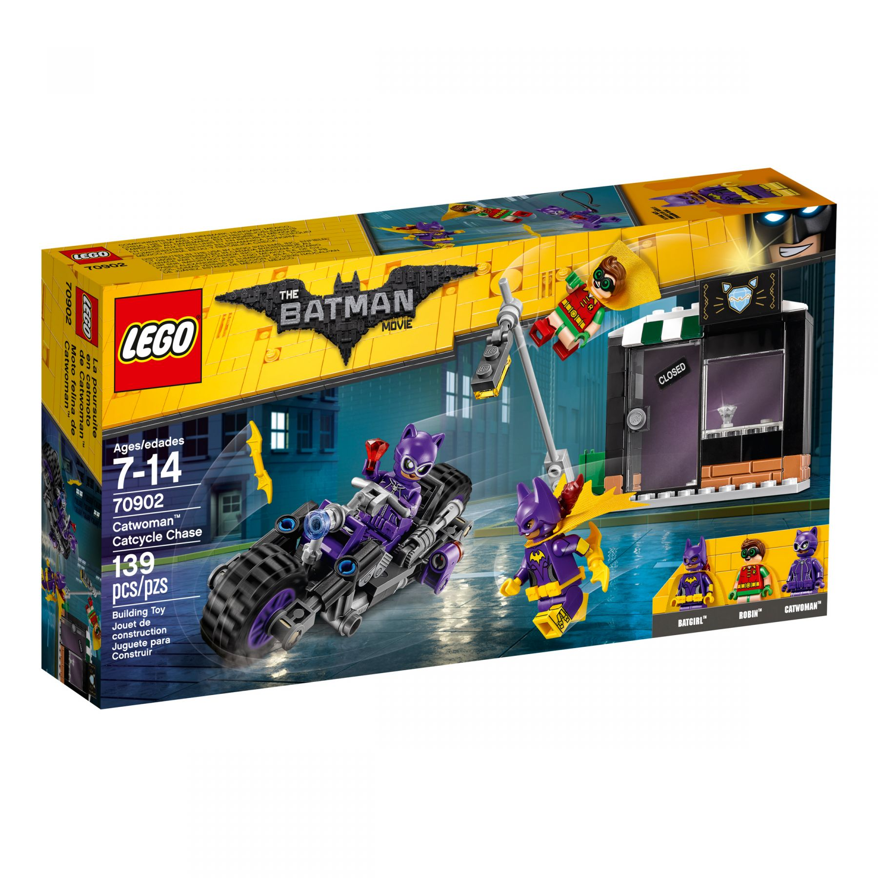 LEGO The LEGO Batman Movie 70902 Catwoman™: Catcycle-Verfolgungsjagd LEGO_70902_alt1.jpg