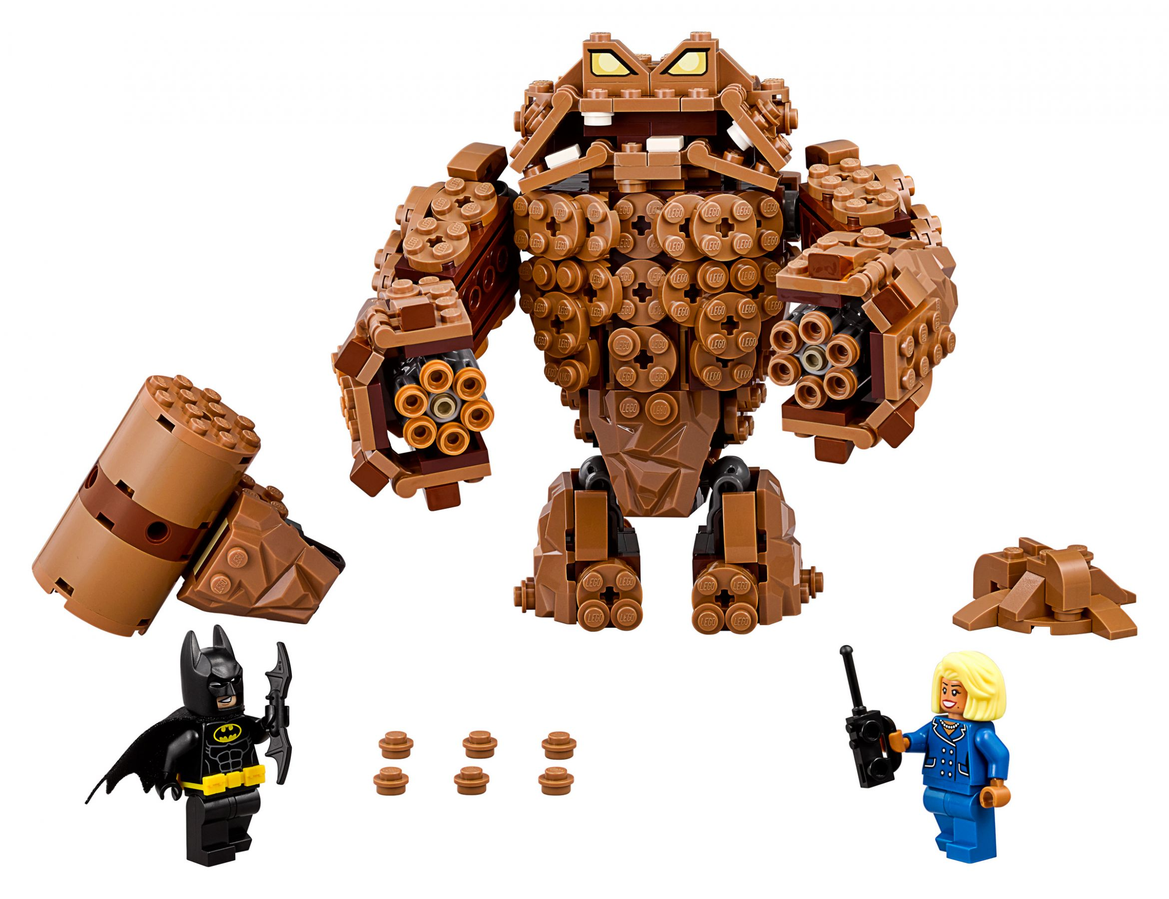 LEGO The LEGO Batman Movie 70904 Clayface™: Matsch-Attacke