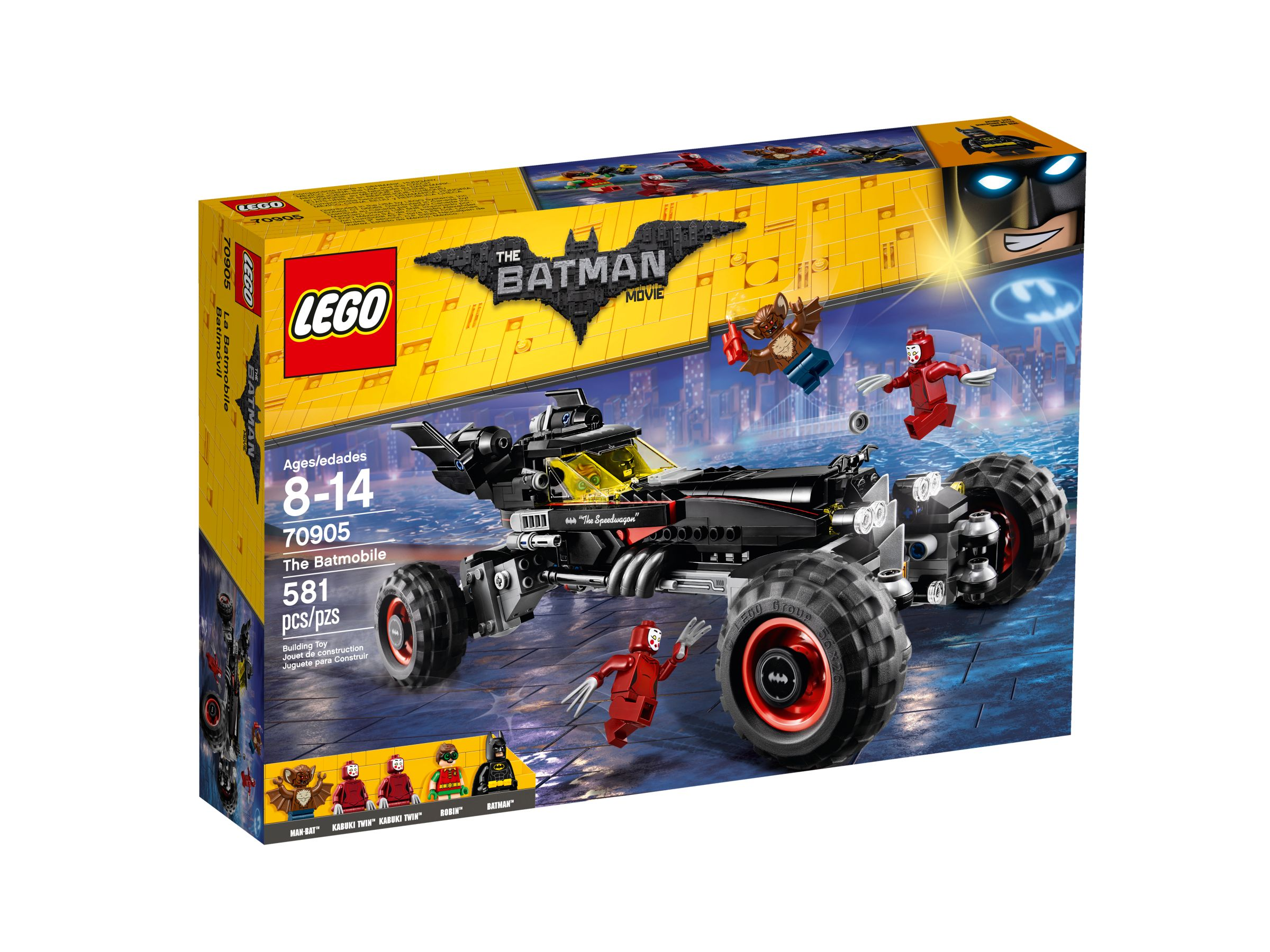 LEGO The LEGO Batman Movie 70905 Das Batmobil LEGO_70905_alt1.jpg