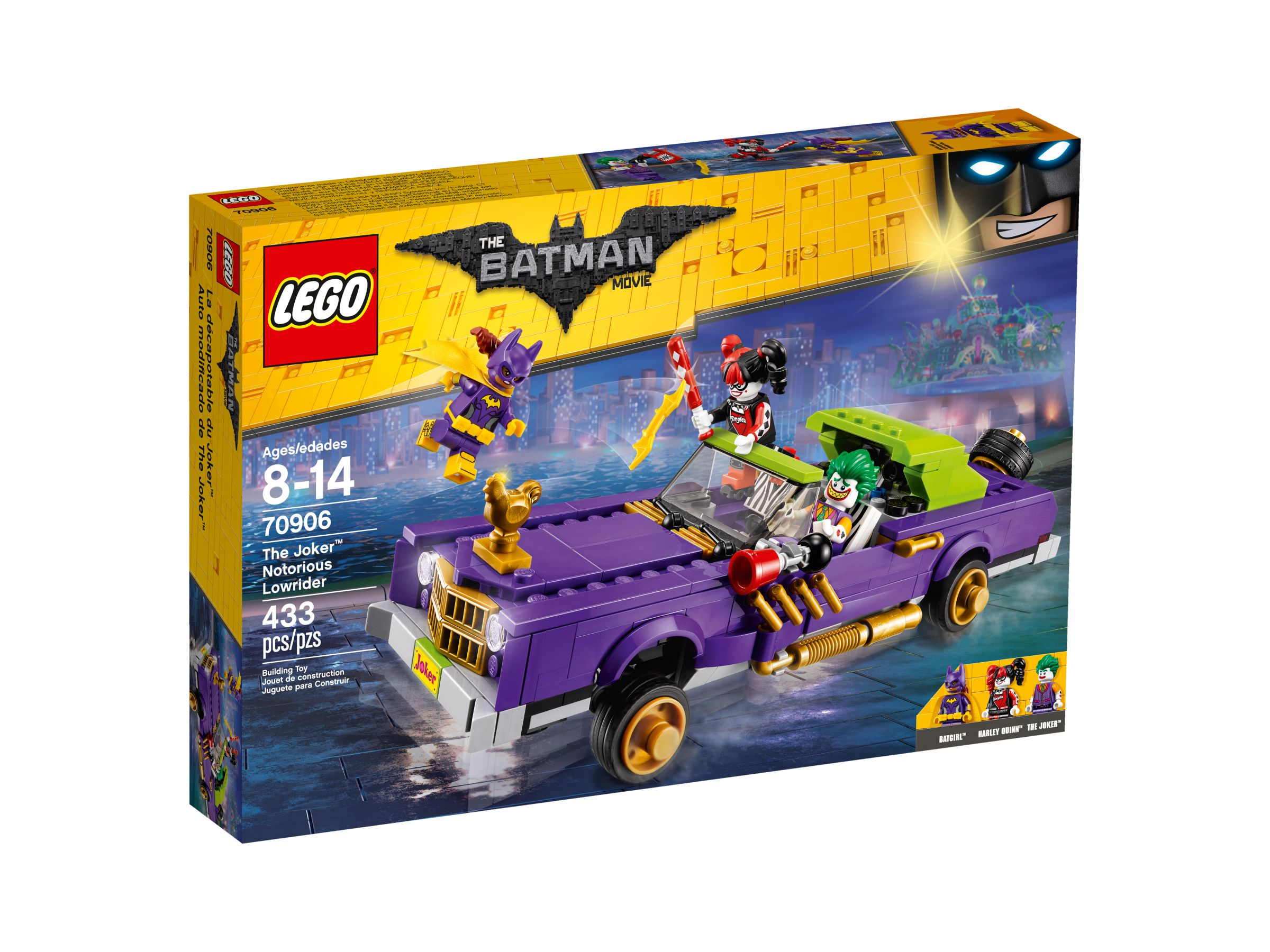 LEGO The LEGO Batman Movie 70906 Jokers berüchtigter Lowrider LEGO_70906_alt1.jpg