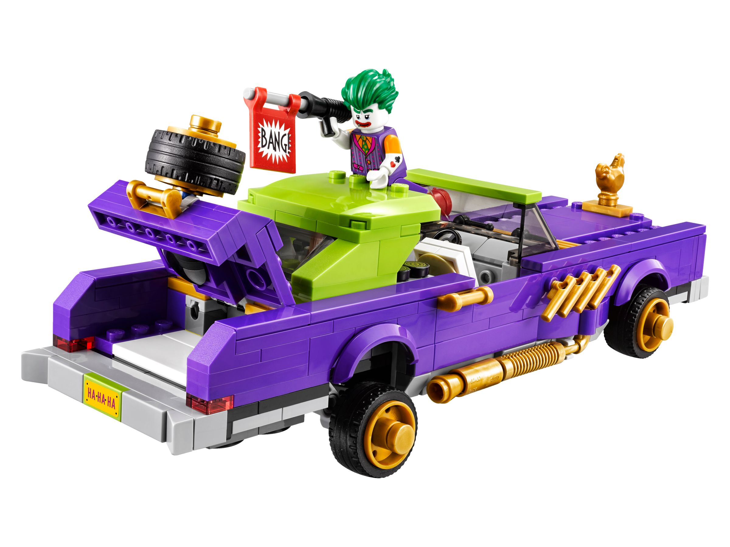 LEGO The LEGO Batman Movie 70906 Jokers berüchtigter Lowrider LEGO_70906_alt3.jpg