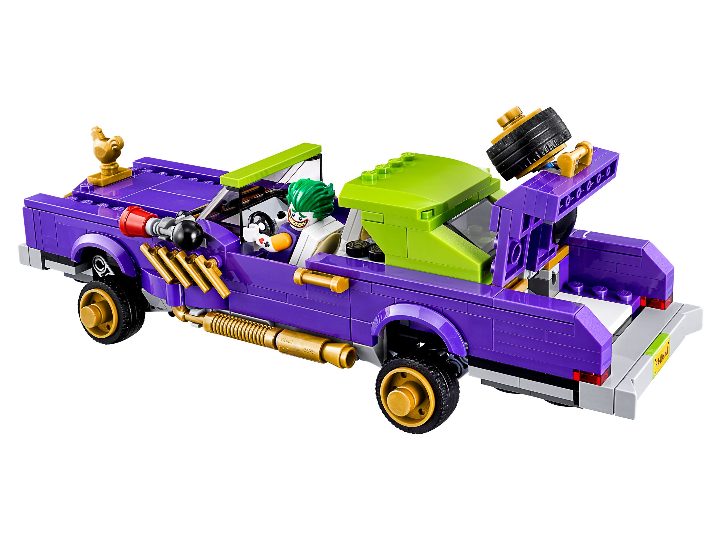 LEGO The LEGO Batman Movie 70906 Jokers berüchtigter Lowrider LEGO_70906_alt4.jpg