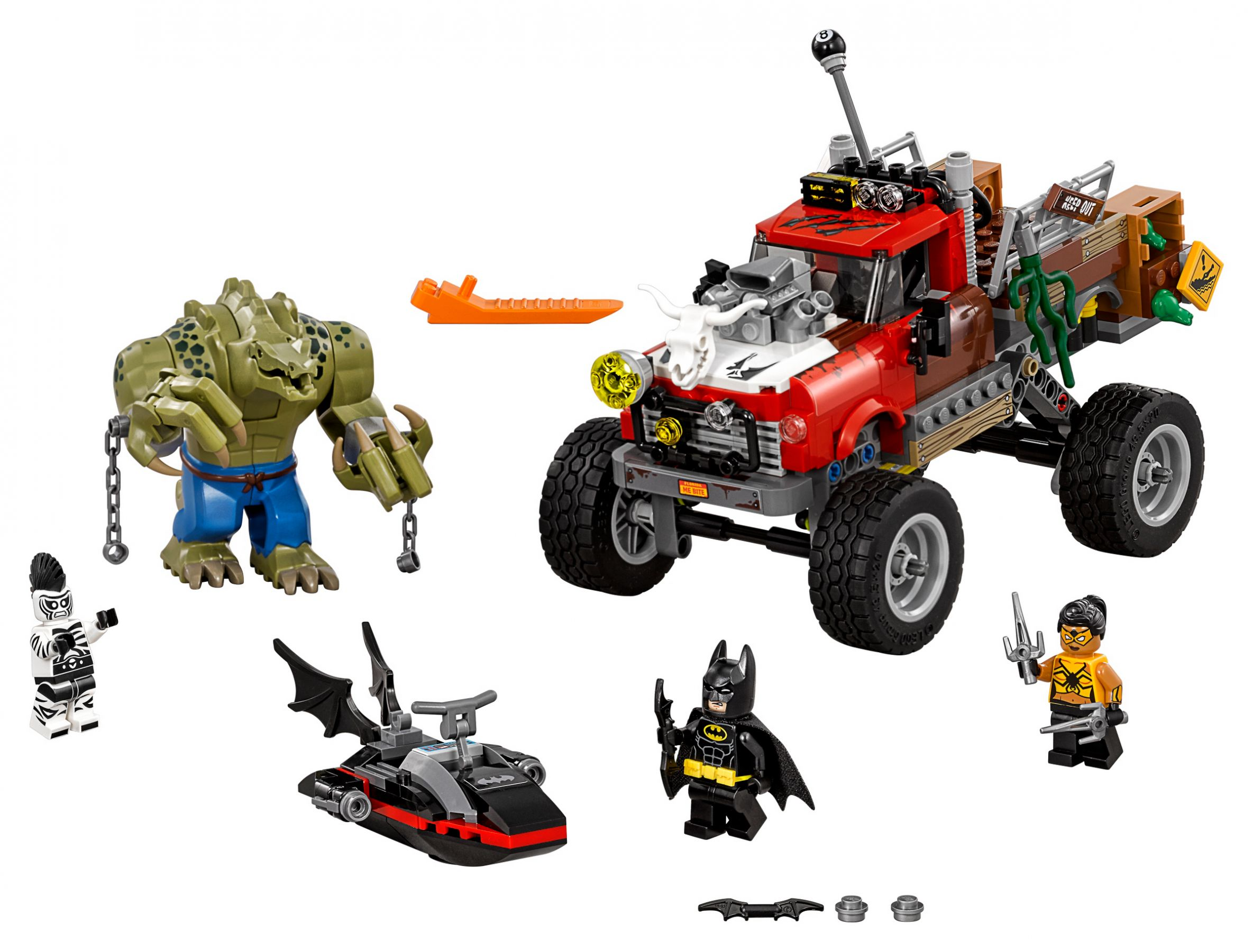 LEGO The LEGO Batman Movie 70907 Killer Crocs Truck