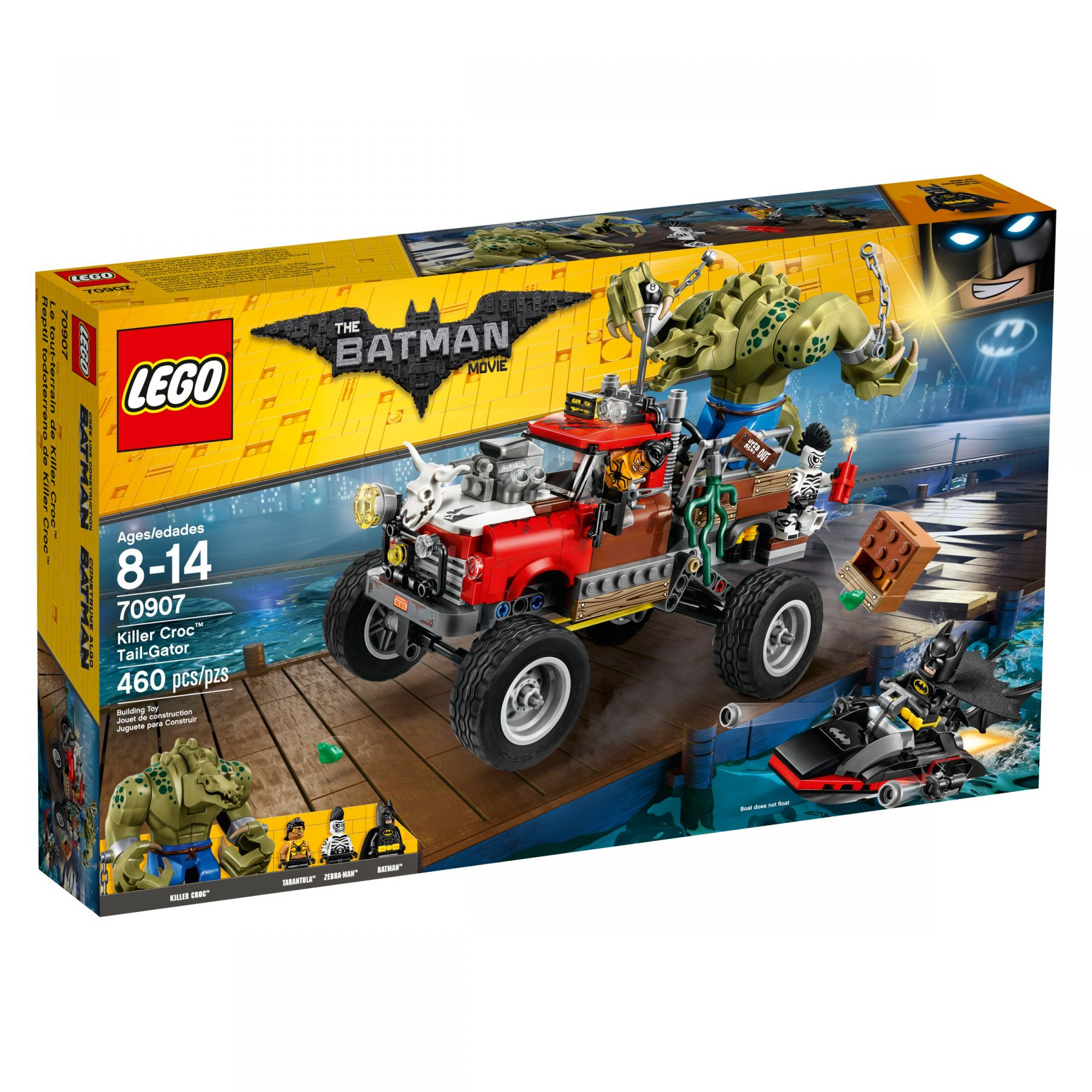 LEGO The LEGO Batman Movie 70907 Killer Crocs Truck LEGO_70907_alt1.jpg