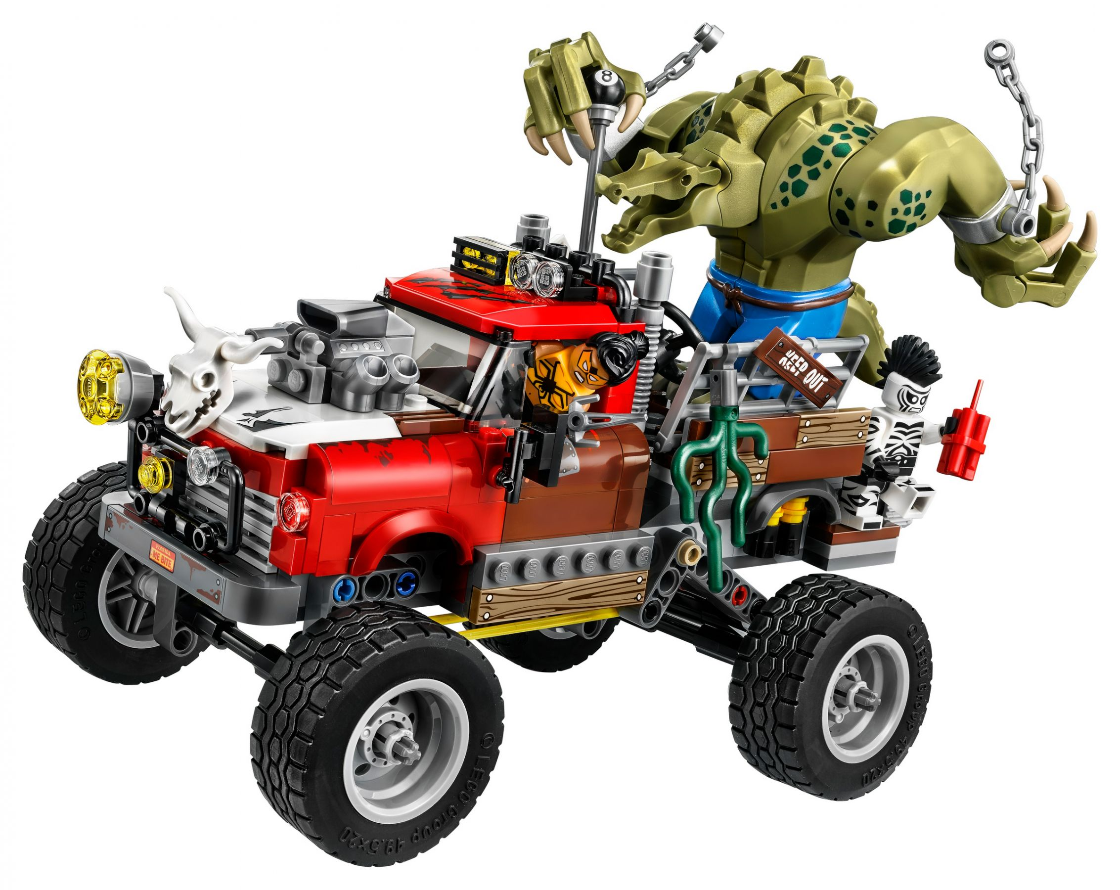 LEGO The LEGO Batman Movie 70907 Killer Crocs Truck LEGO_70907_alt2.jpg