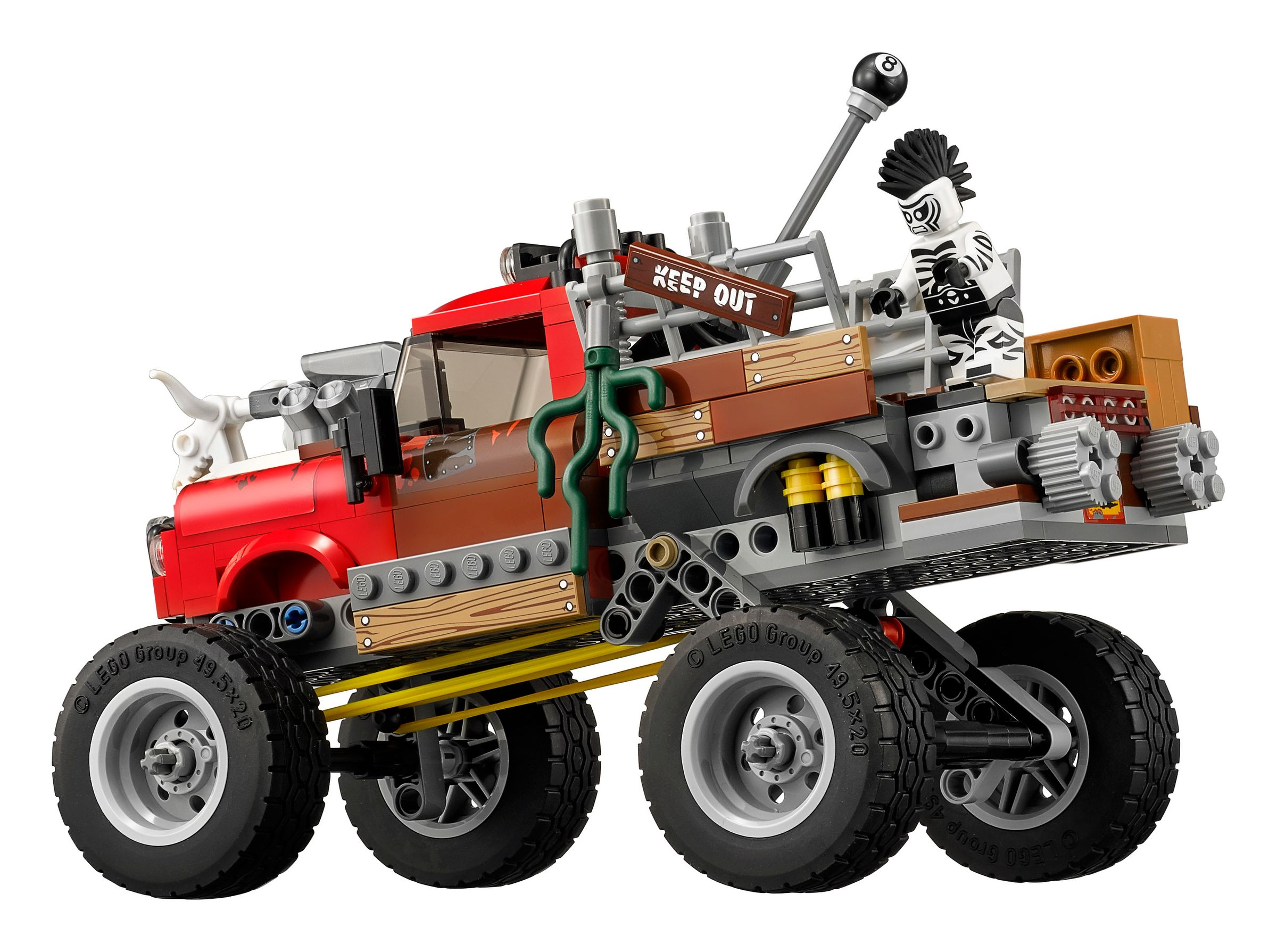 LEGO The LEGO Batman Movie 70907 Killer Crocs Truck LEGO_70907_alt3.jpg