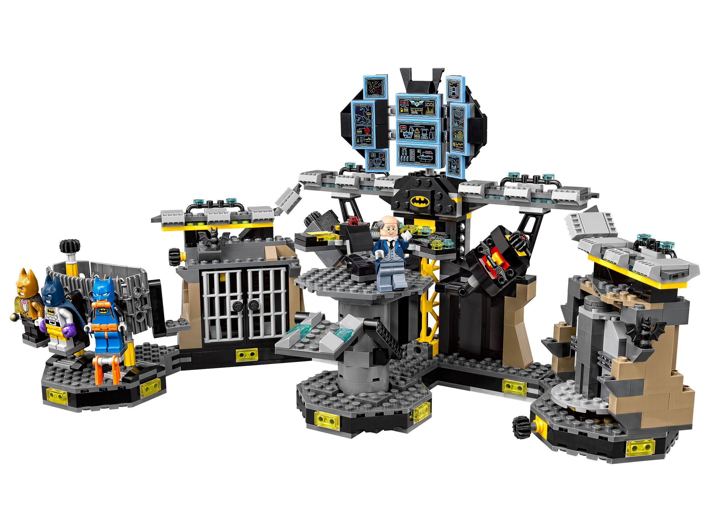 LEGO The LEGO Batman Movie 70909 Batcave-Einbruch LEGO_70909_alt2.jpg
