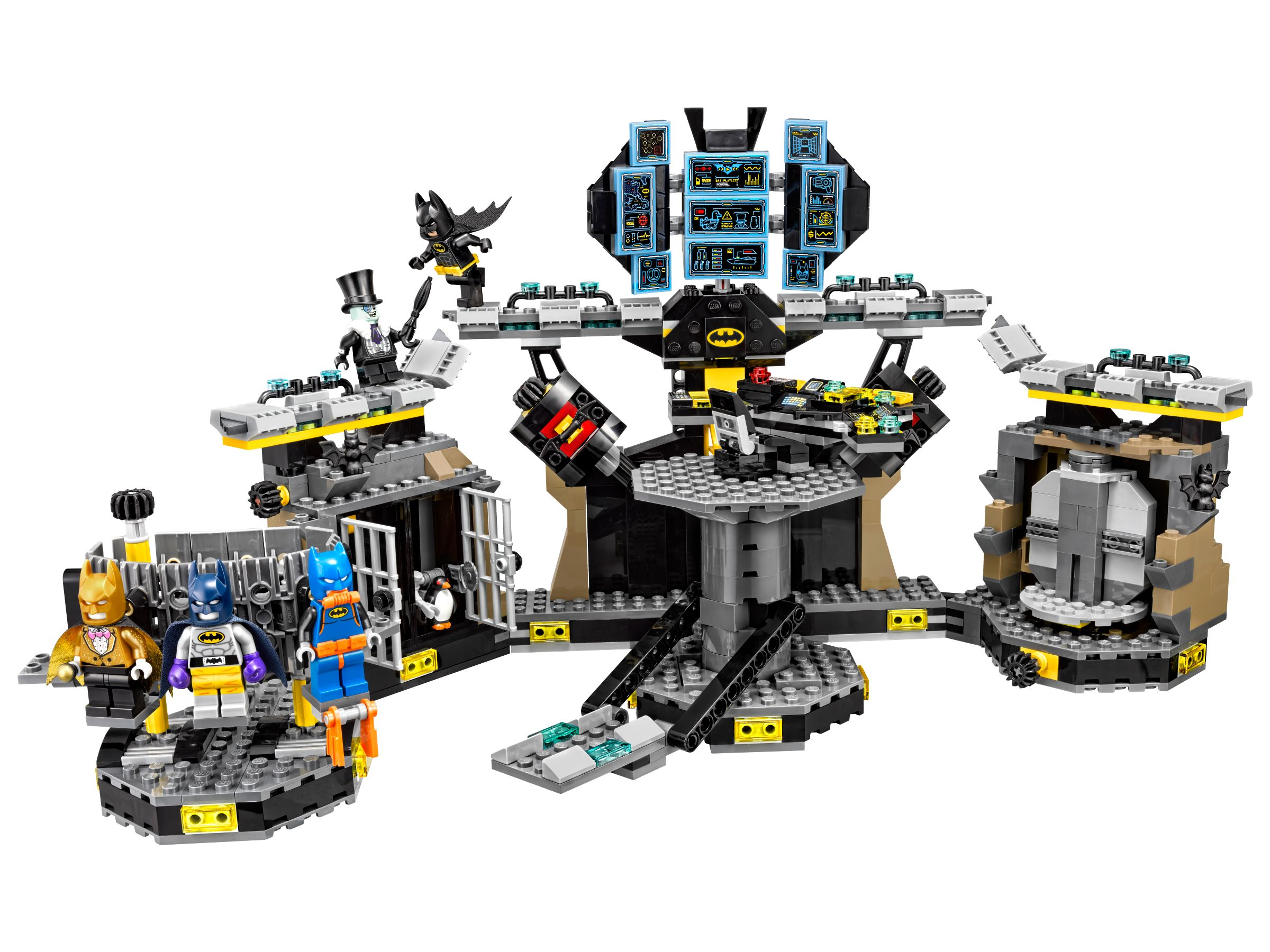 LEGO The LEGO Batman Movie 70909 Batcave-Einbruch LEGO_70909_alt3.jpg
