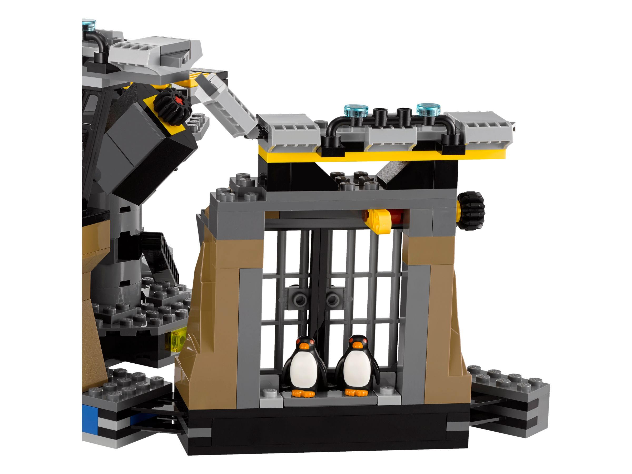 LEGO The LEGO Batman Movie 70909 Batcave-Einbruch LEGO_70909_alt4.jpg