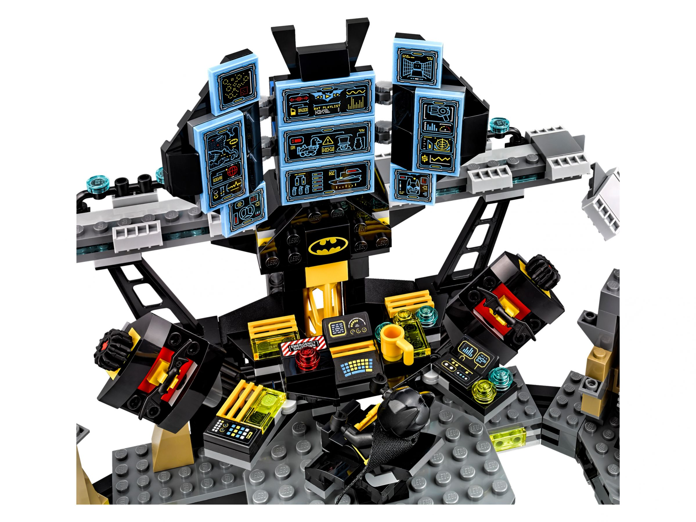 LEGO The LEGO Batman Movie 70909 Batcave-Einbruch LEGO_70909_alt6.jpg