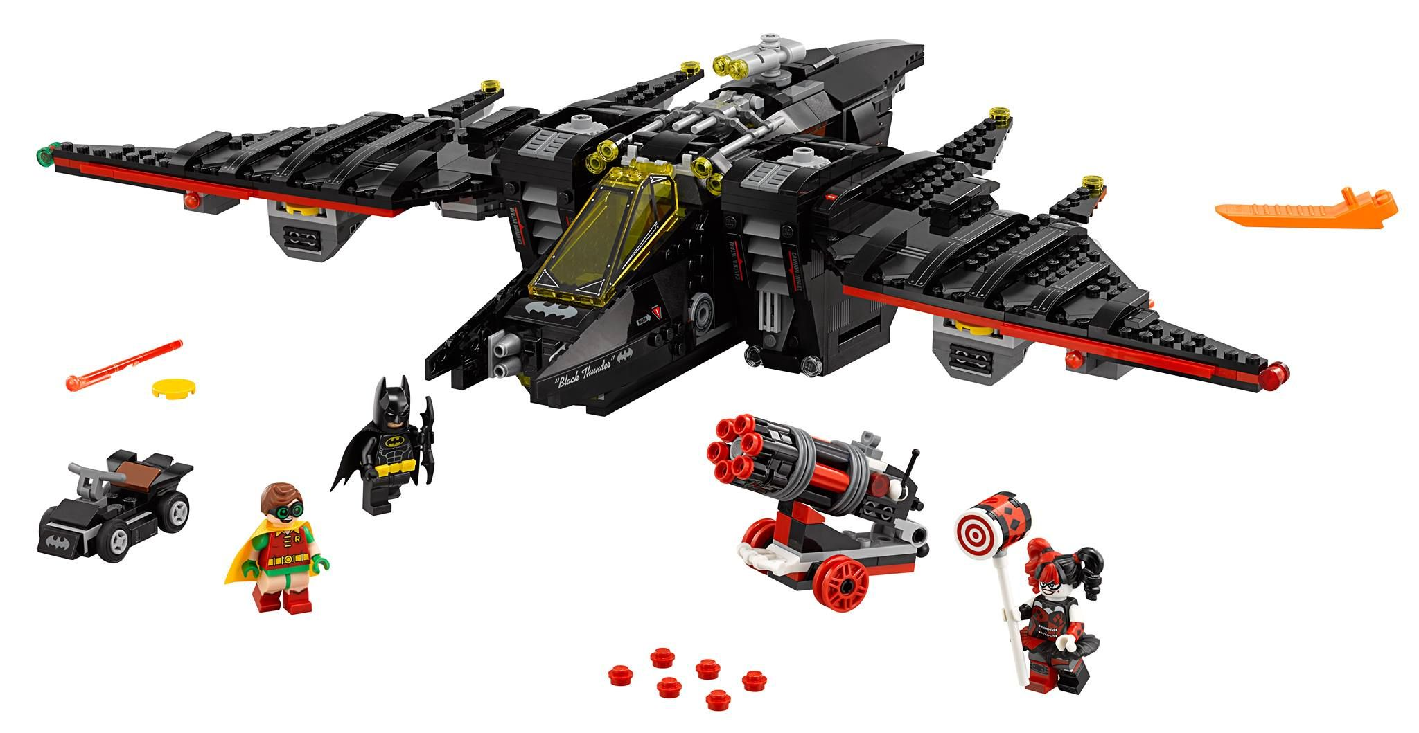 LEGO The LEGO Batman Movie 70916 Batwing