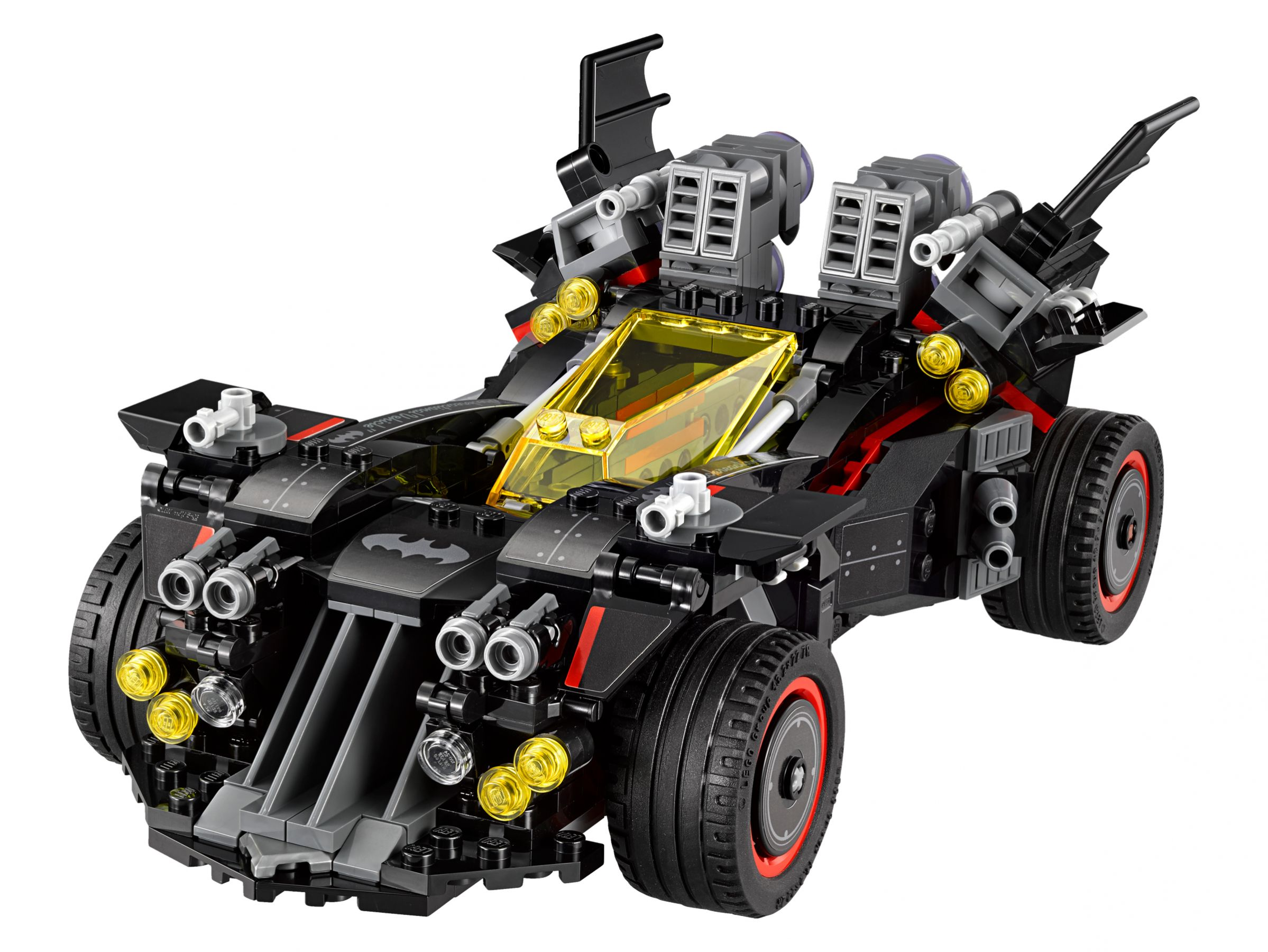 lego the lego batman movie 70917 ultimatives batmobil. Black Bedroom Furniture Sets. Home Design Ideas