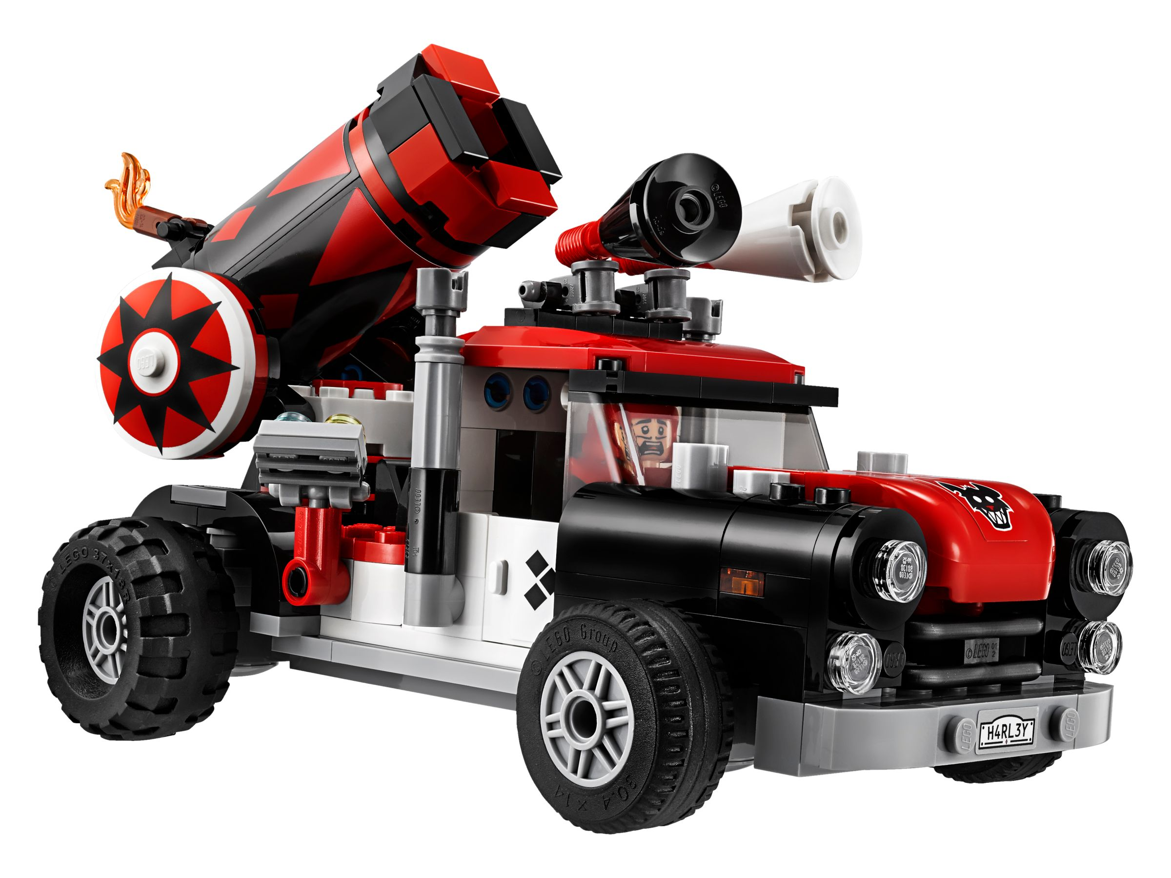 LEGO The LEGO Batman Movie 70921 Harley Quinn Kanonenkugelattacke LEGO_70921_alt3.jpg