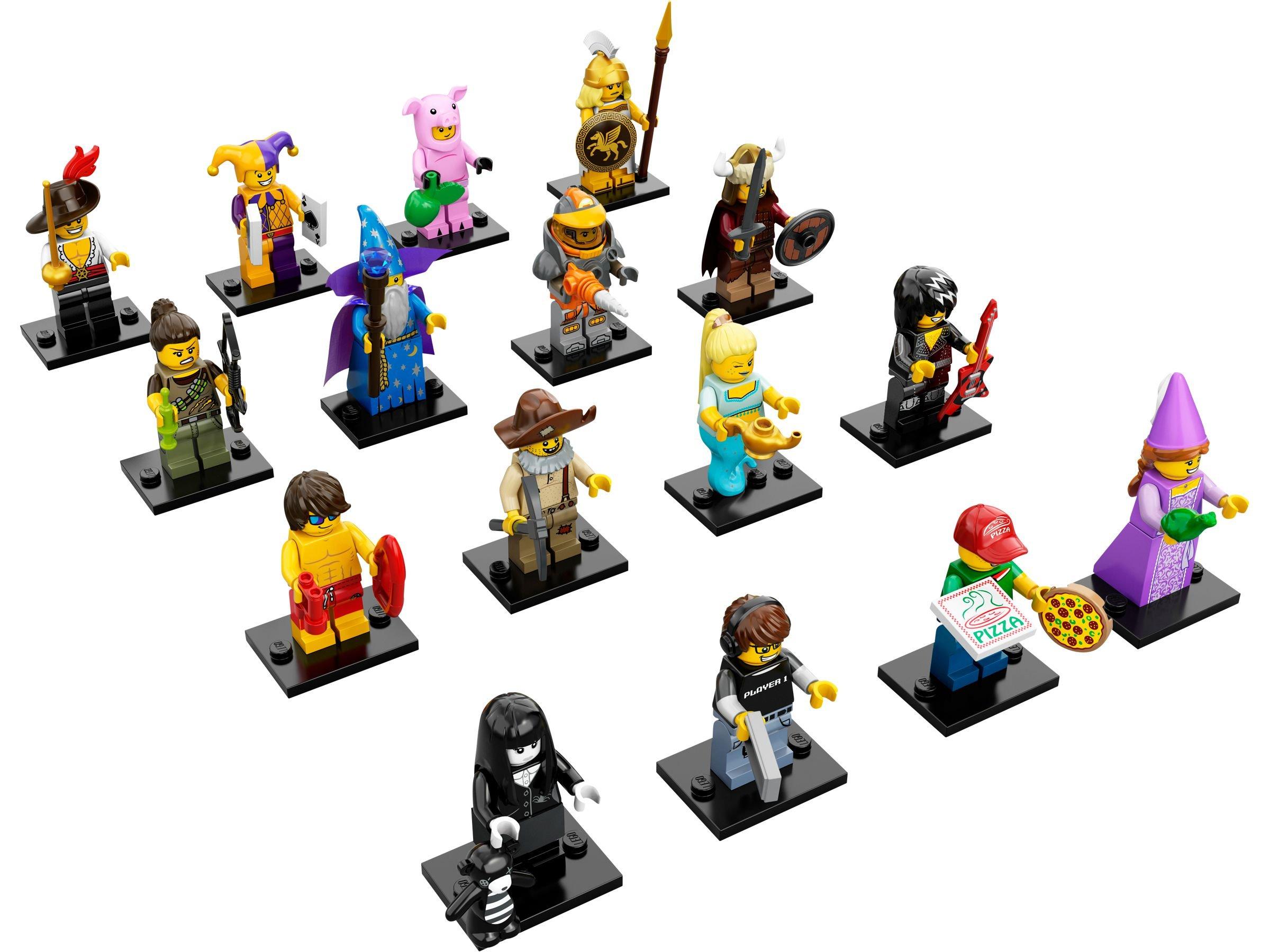 LEGO® Collectable Minifigures 71007 Minifiguren Serie 12