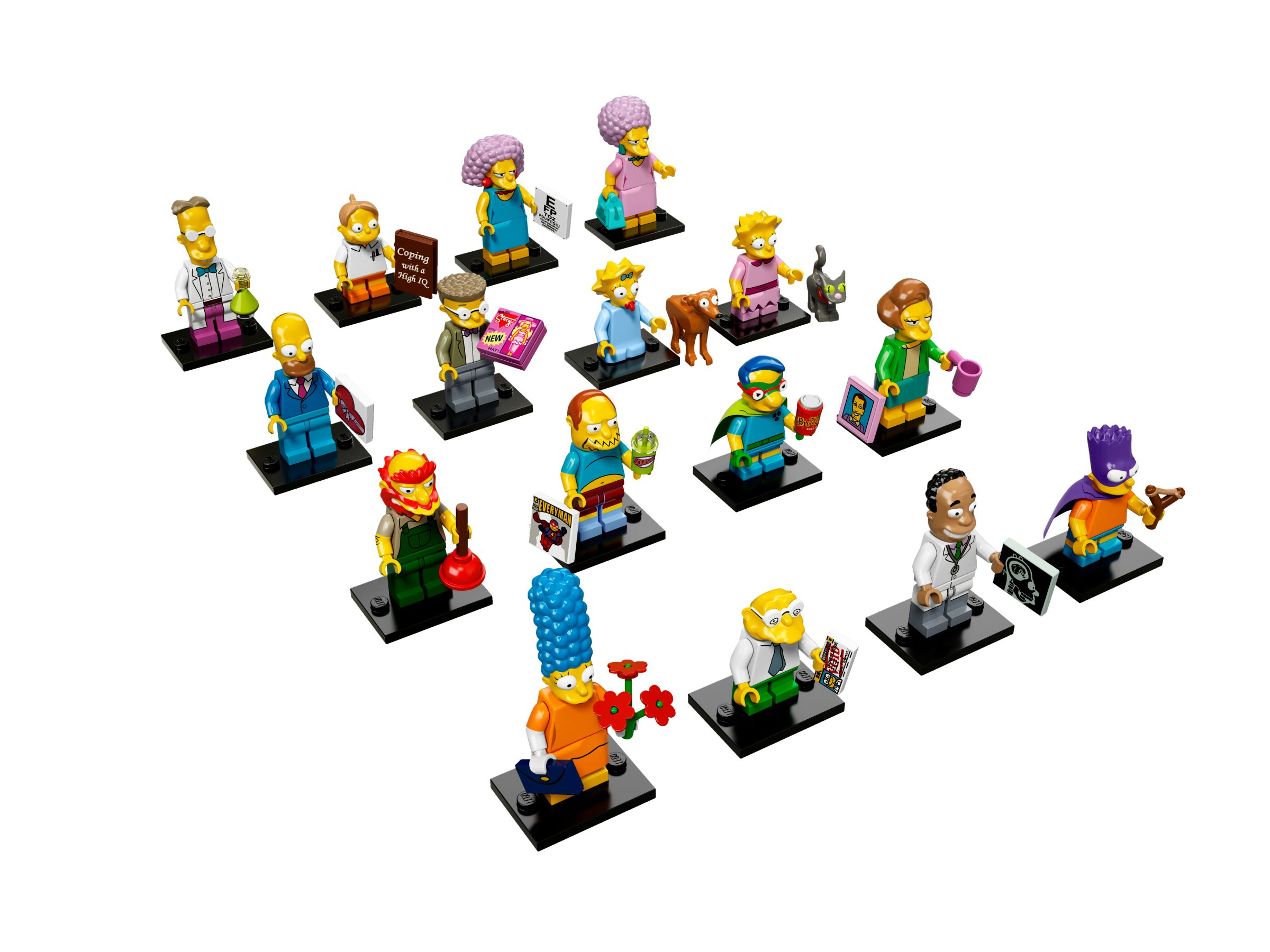 "LEGO Collectable Minifigures 71009 LEGO® Minifiguren - ""The Simpsons™"" Serie 2 LEGO_71009.jpg"