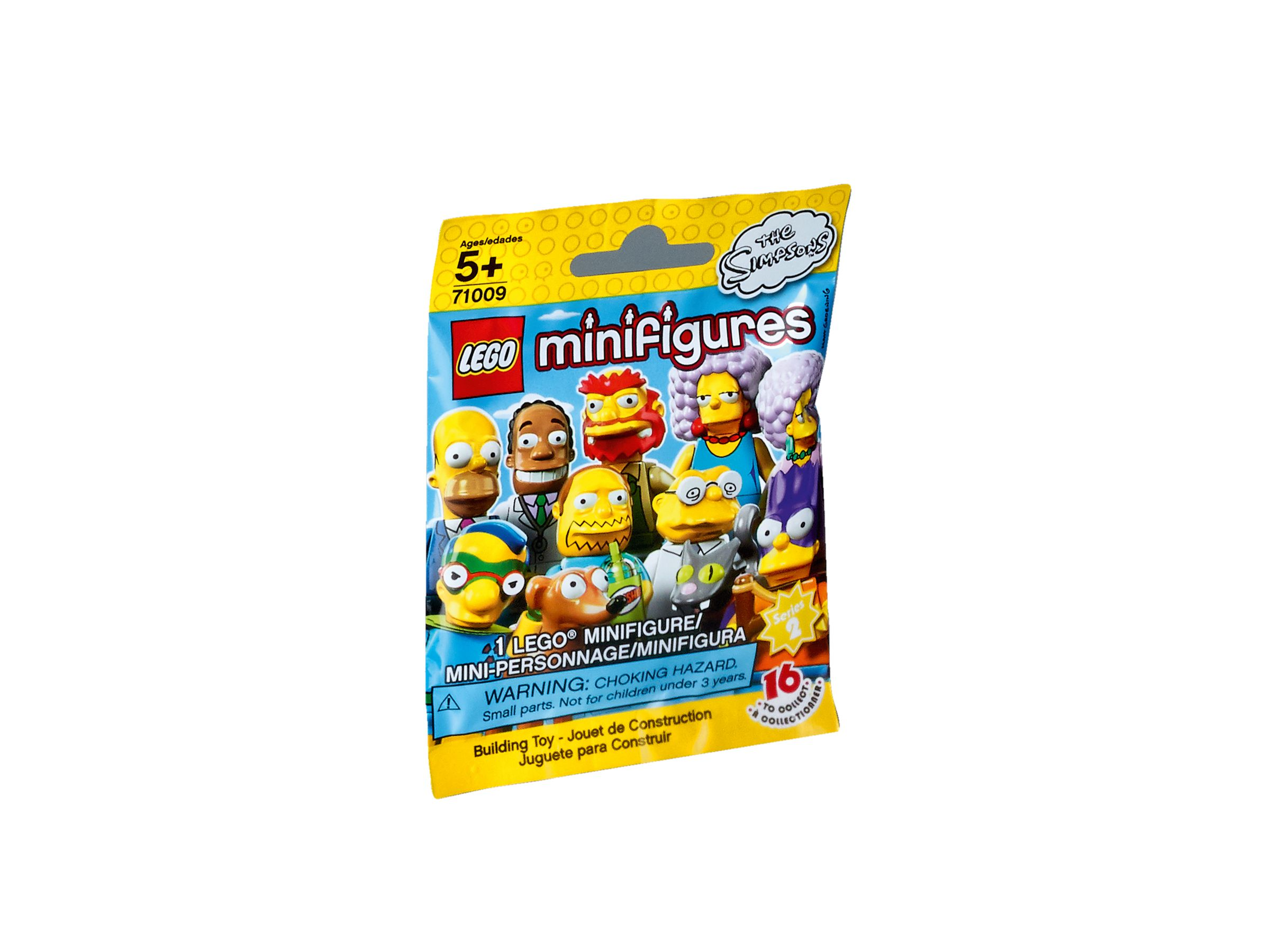 "LEGO Collectable Minifigures 71009 LEGO® Minifiguren - ""The Simpsons™"" Serie 2 LEGO_71009_alt1.jpg"
