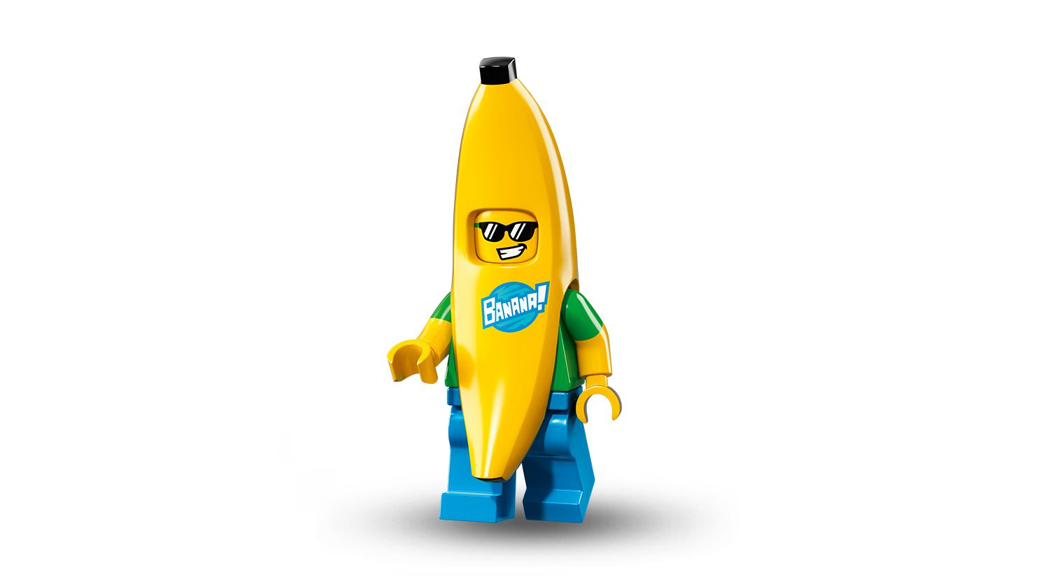 LEGO Collectable Minifigures 71013 LEGO® Minifiguren Serie 16 60er Box LEGO_71013-Banana_Guy.jpg