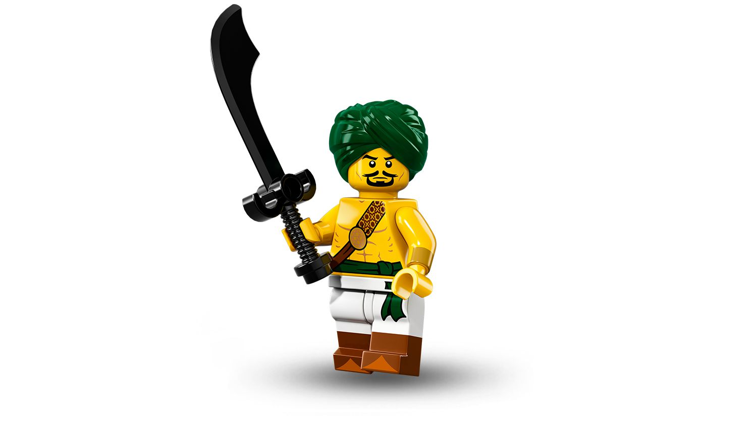 LEGO Collectable Minifigures 71013 LEGO® Minifiguren Serie 16 LEGO_71013-Desert_Warrior.jpg