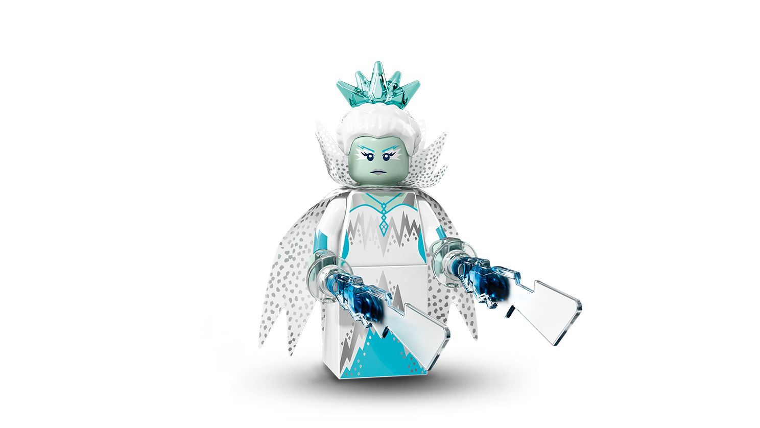LEGO Collectable Minifigures 71013 LEGO® Minifiguren Serie 16 LEGO_71013-Ice Queen.jpg