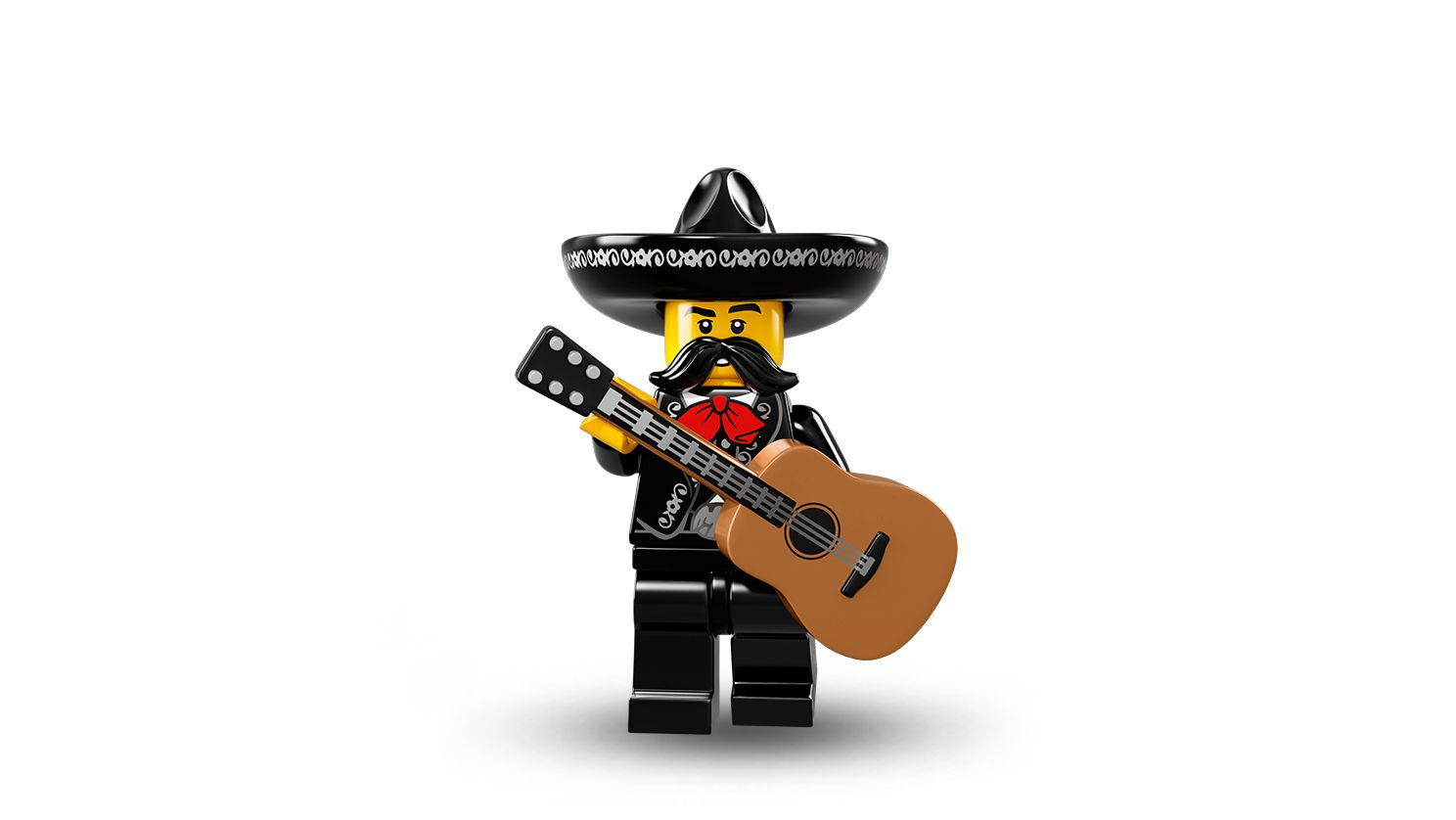 LEGO Collectable Minifigures 71013 LEGO® Minifiguren Serie 16 60er Box LEGO_71013-Mariachi.jpg