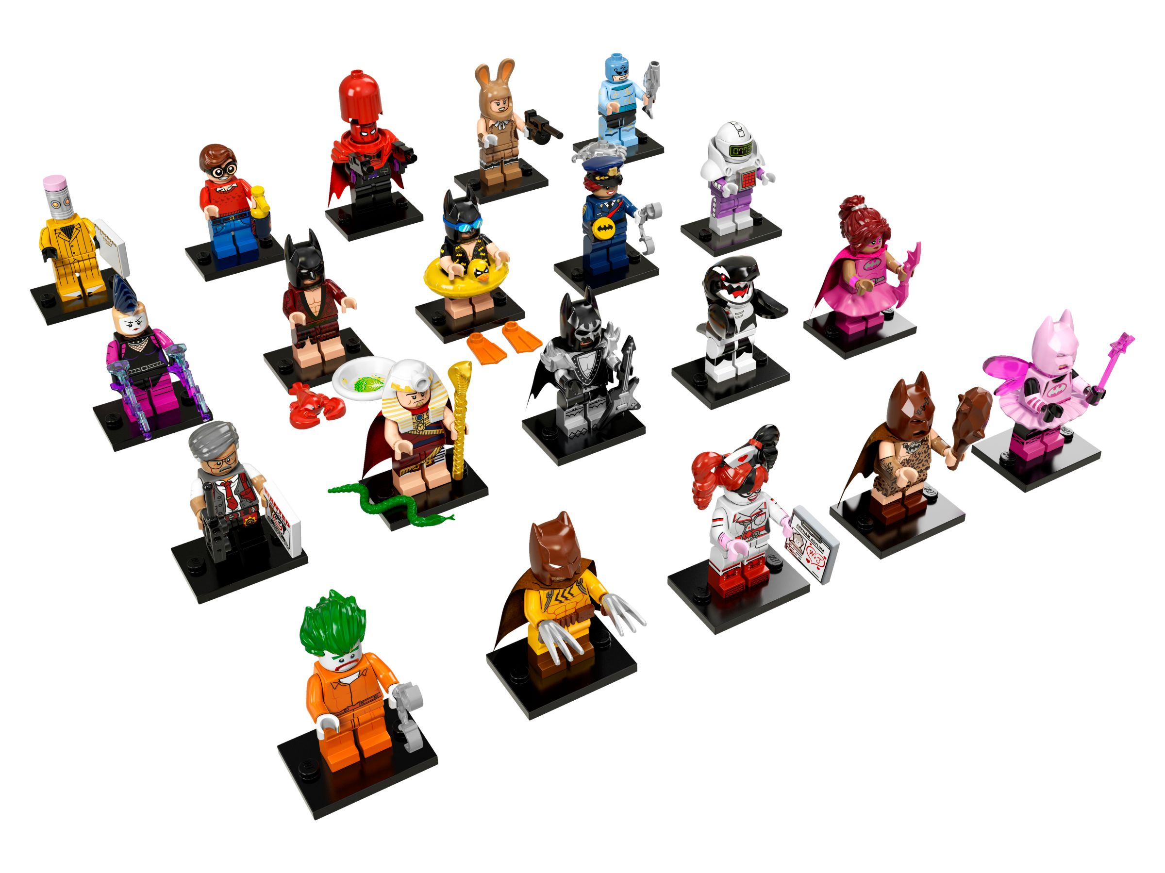 LEGO Collectable Minifigures 71017 LEGO® Batman Movie Minifiguren Serie LEGO_71017.jpg