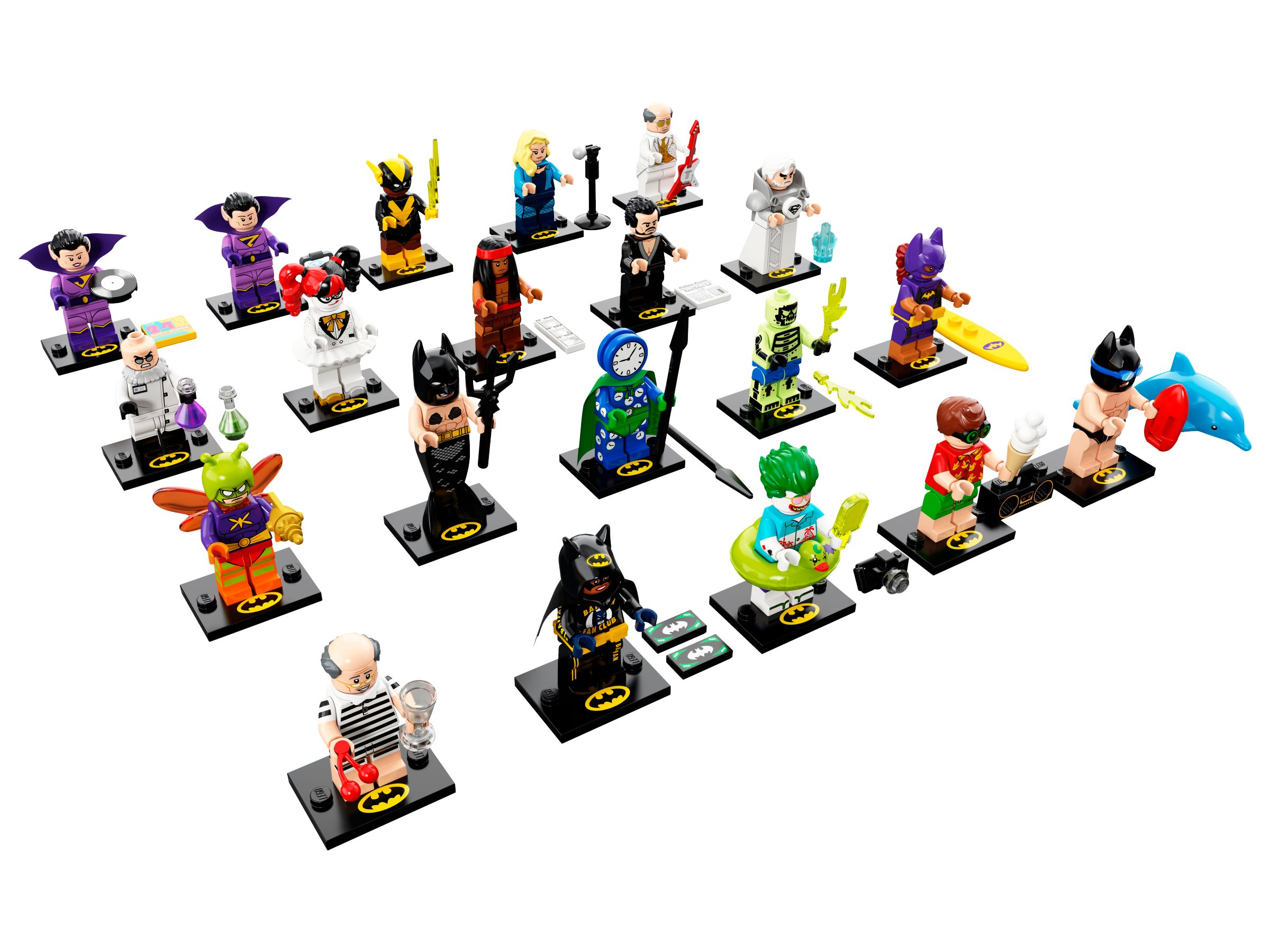 LEGO Collectable Minifigures 71020 LEGO® Batman Movie Minifiguren Serie 2 LEGO_71020.jpg